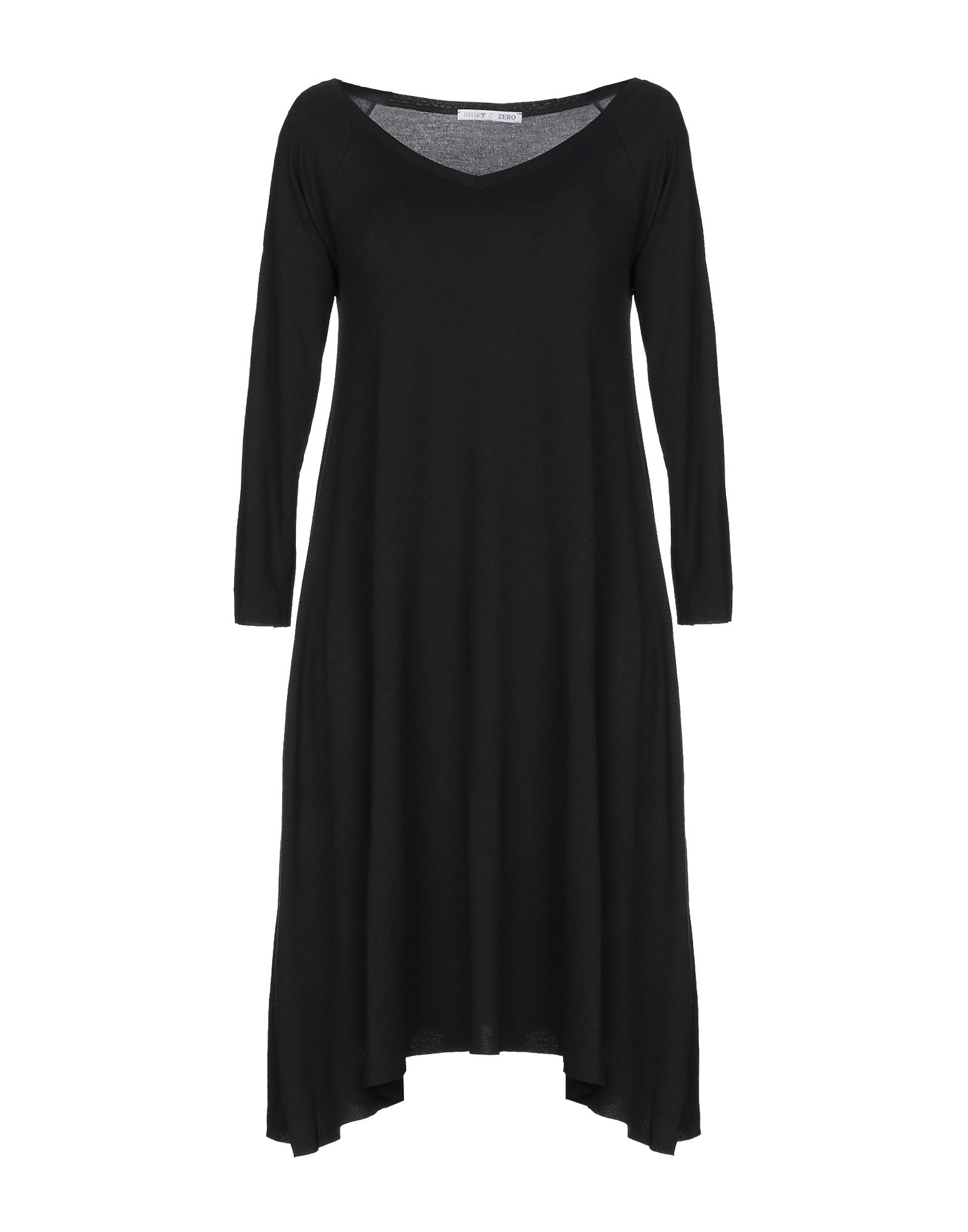 SHIRT C-ZERO Короткое платье shirt c zero топ без рукавов