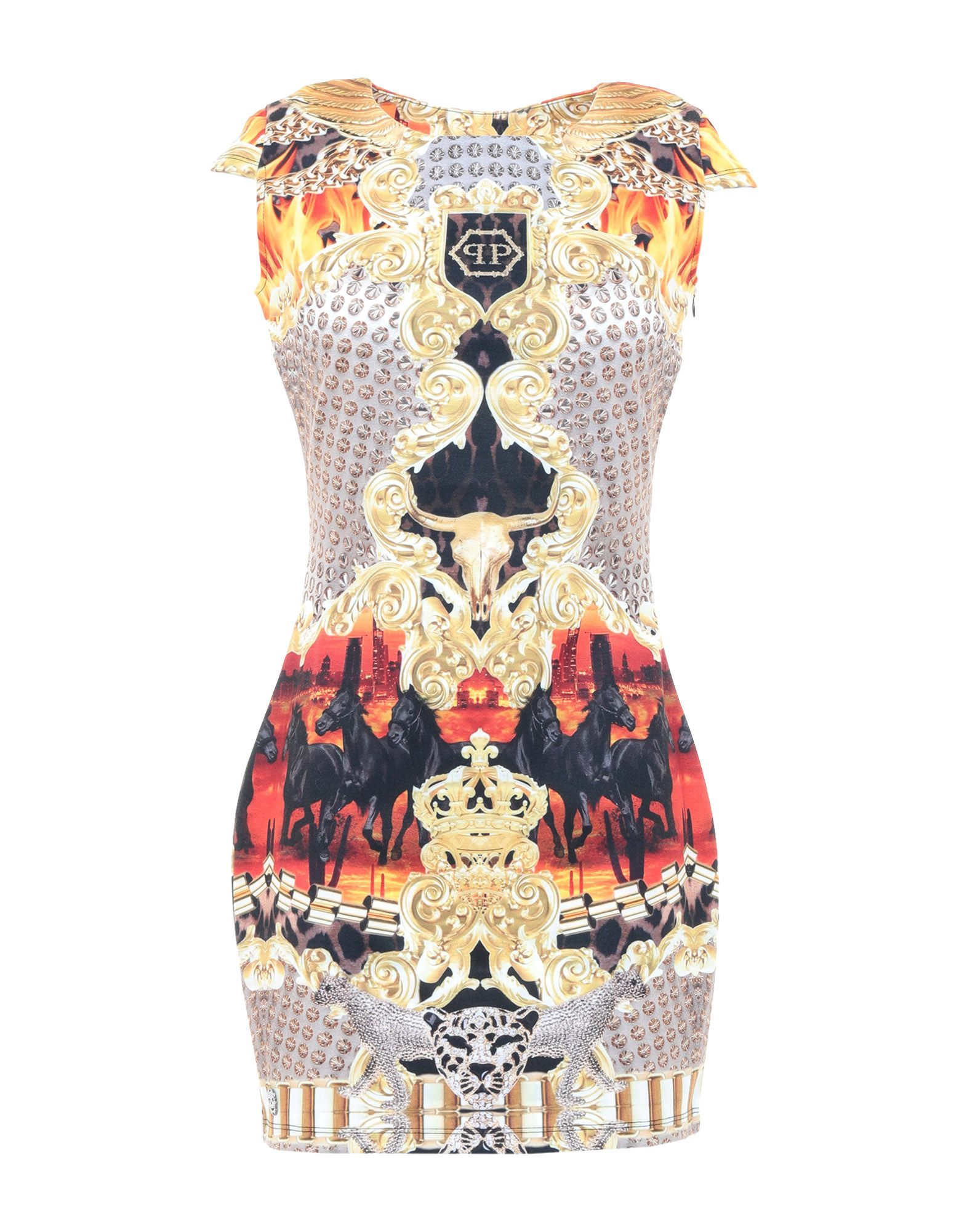PHILIPP PLEIN Короткое платье