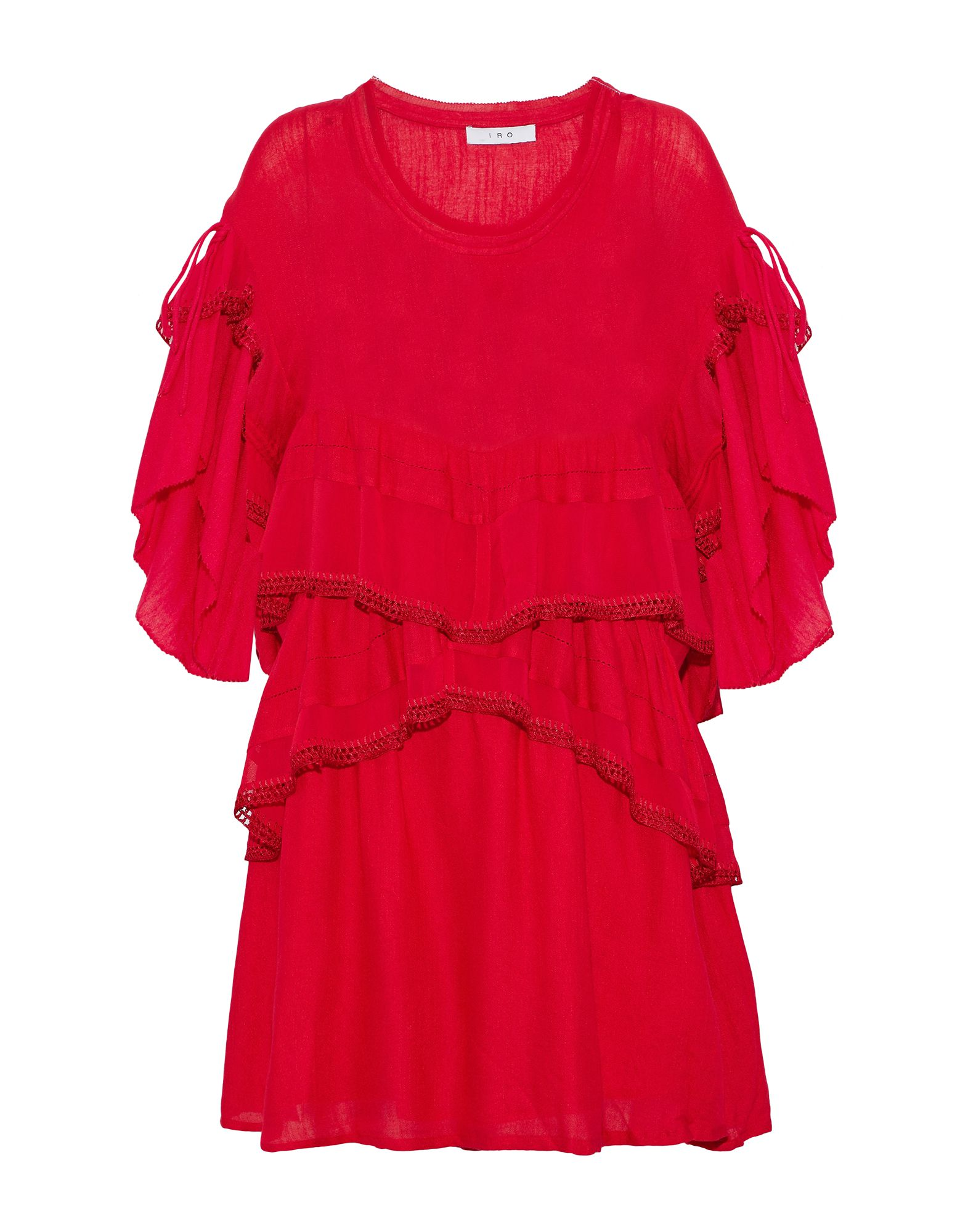 IRO Короткое платье wren короткое платье