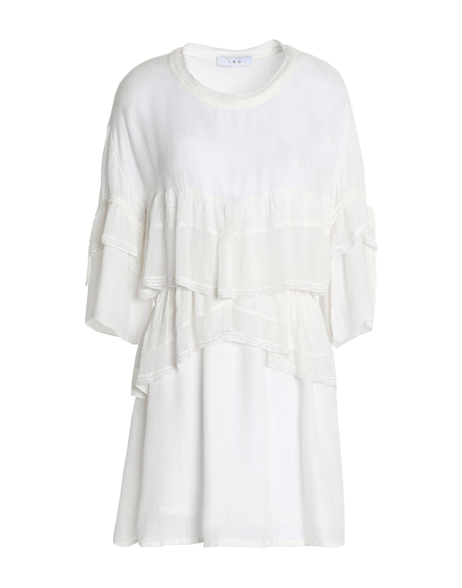 купить IRO Короткое платье по цене 13500 рублей
