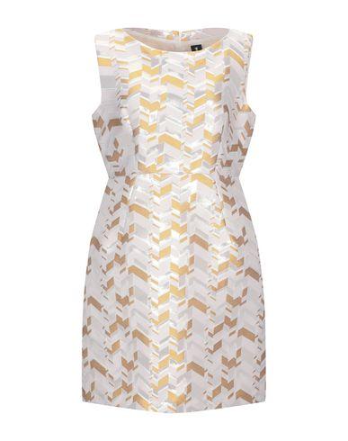 Купить Женское короткое платье  цвет песочный