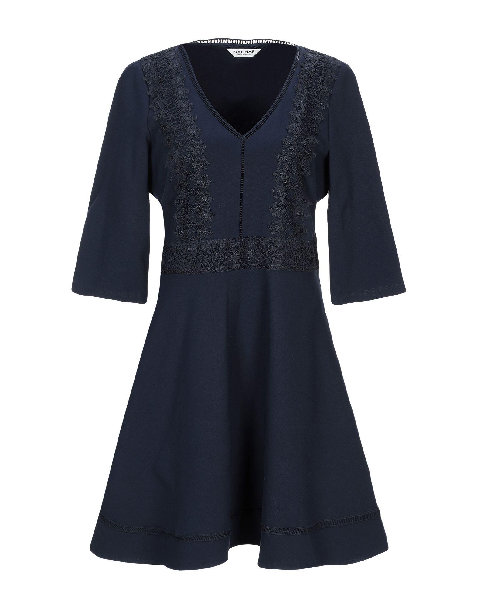 NAF NAF Короткое платье все цены