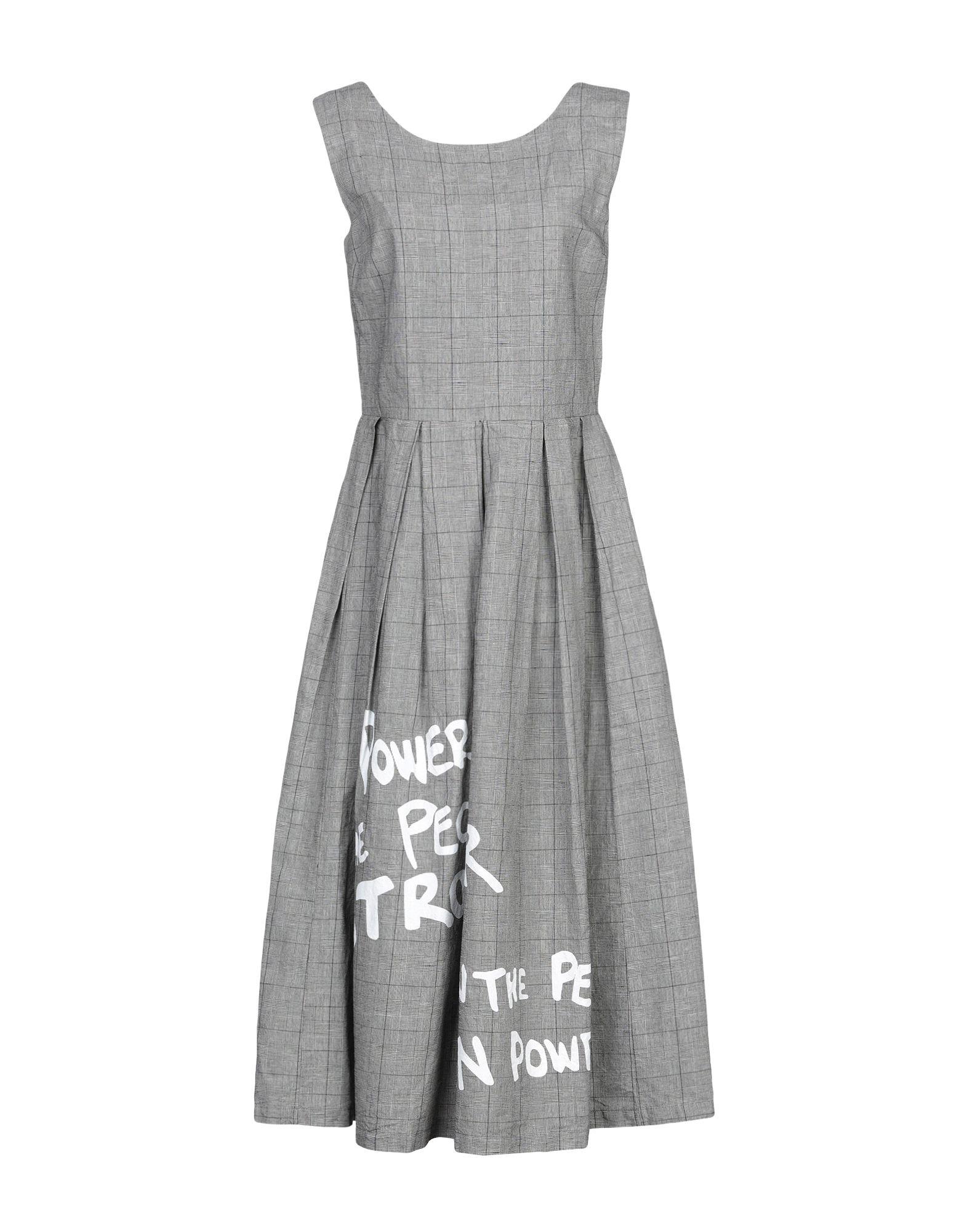 DEPARTMENT 5 Платье длиной 3/4 department 5 платье длиной 3 4