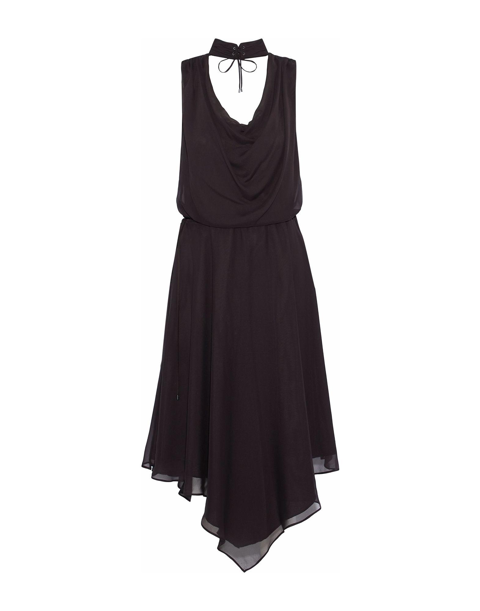 купить HAUTE HIPPIE Платье длиной 3/4 по цене 12250 рублей