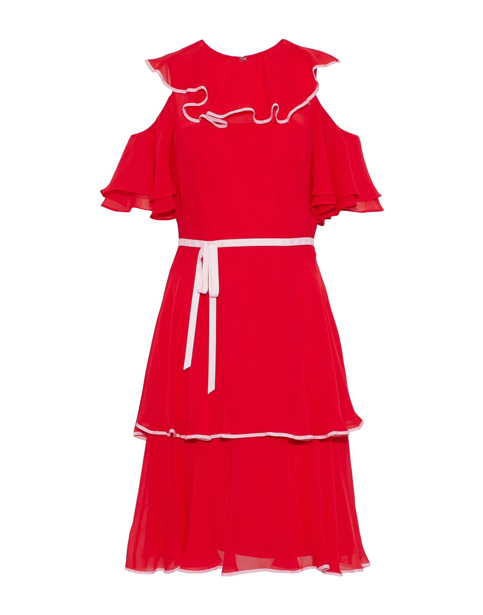 MIKAEL AGHAL Платье до колена mikael aghal платье до колена