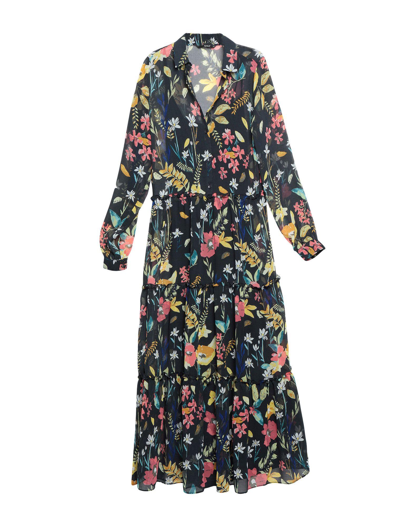 ONLY Платье длиной 3/4 цена 2017