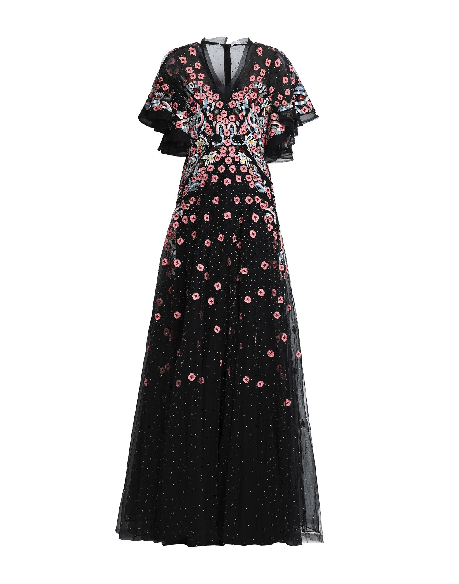 RACHEL GILBERT Длинное платье rhod gilbert oxford