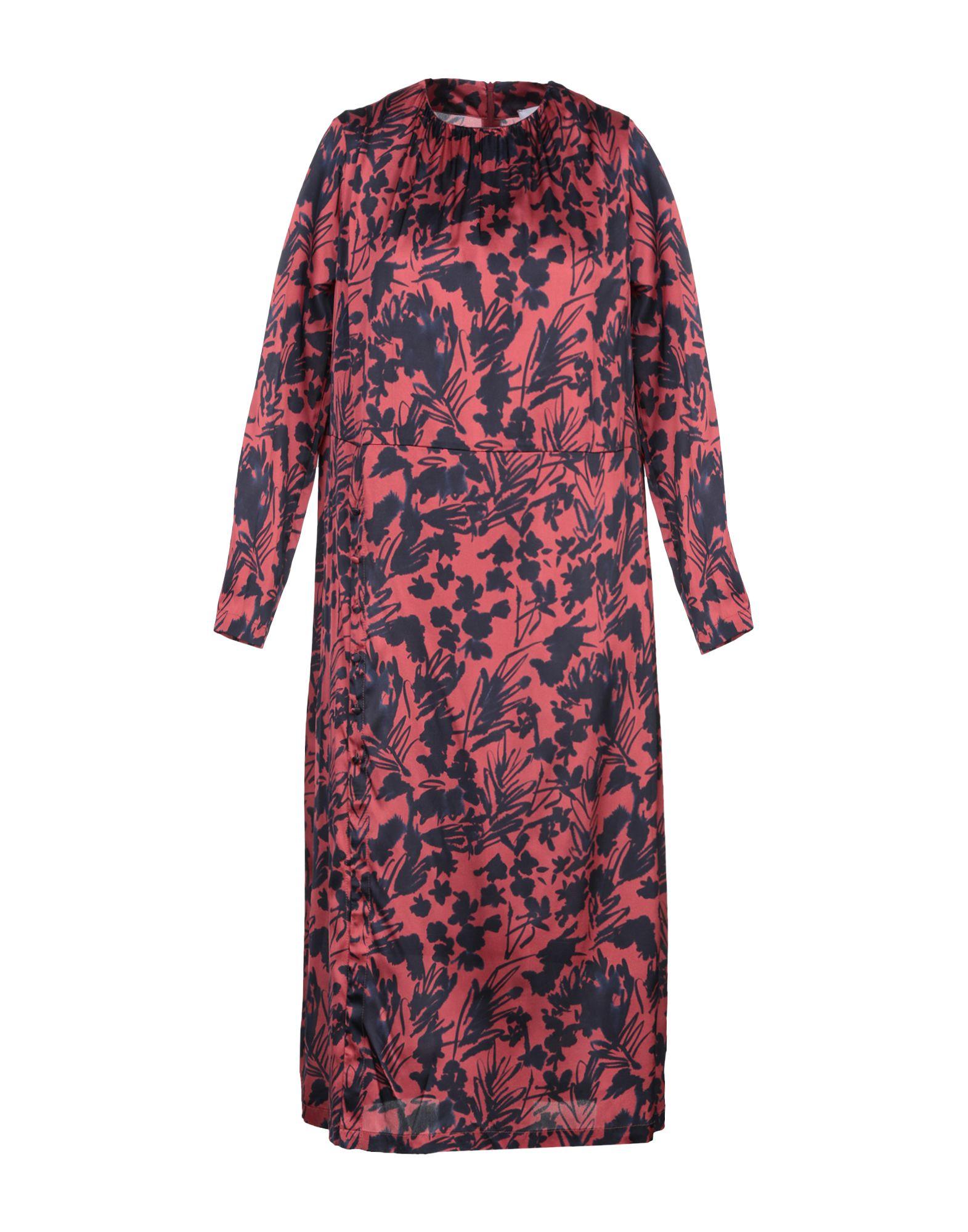 AGLINI Платье длиной 3/4 цена 2017