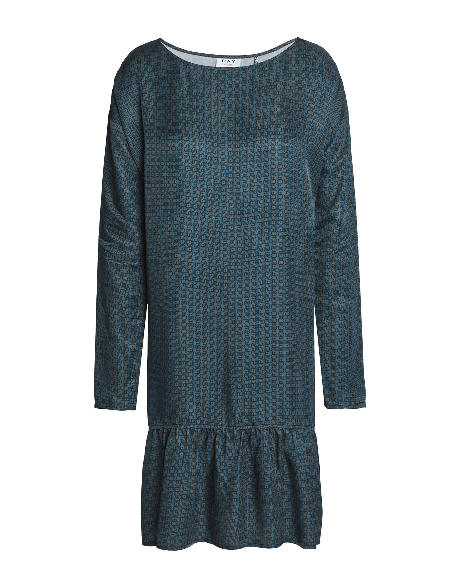 DAY BIRGER ET MIKKELSEN Короткое платье day birger et mikkelsen блузка