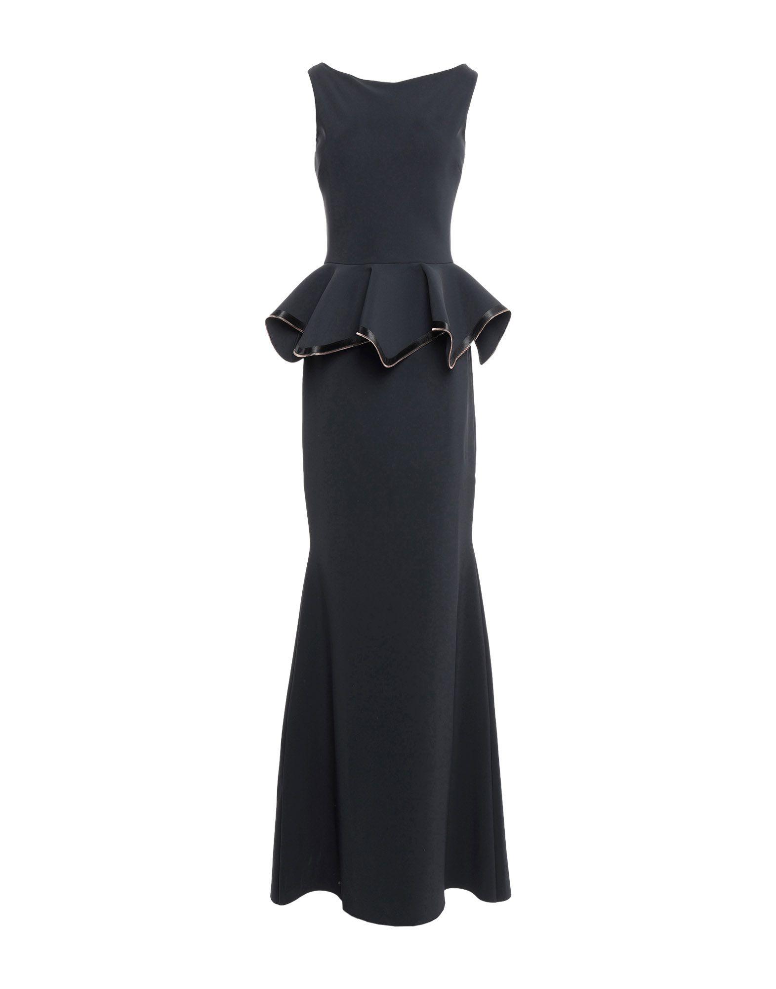 CHIARA BONI LA PETITE ROBE Длинное платье la perla длинное платье