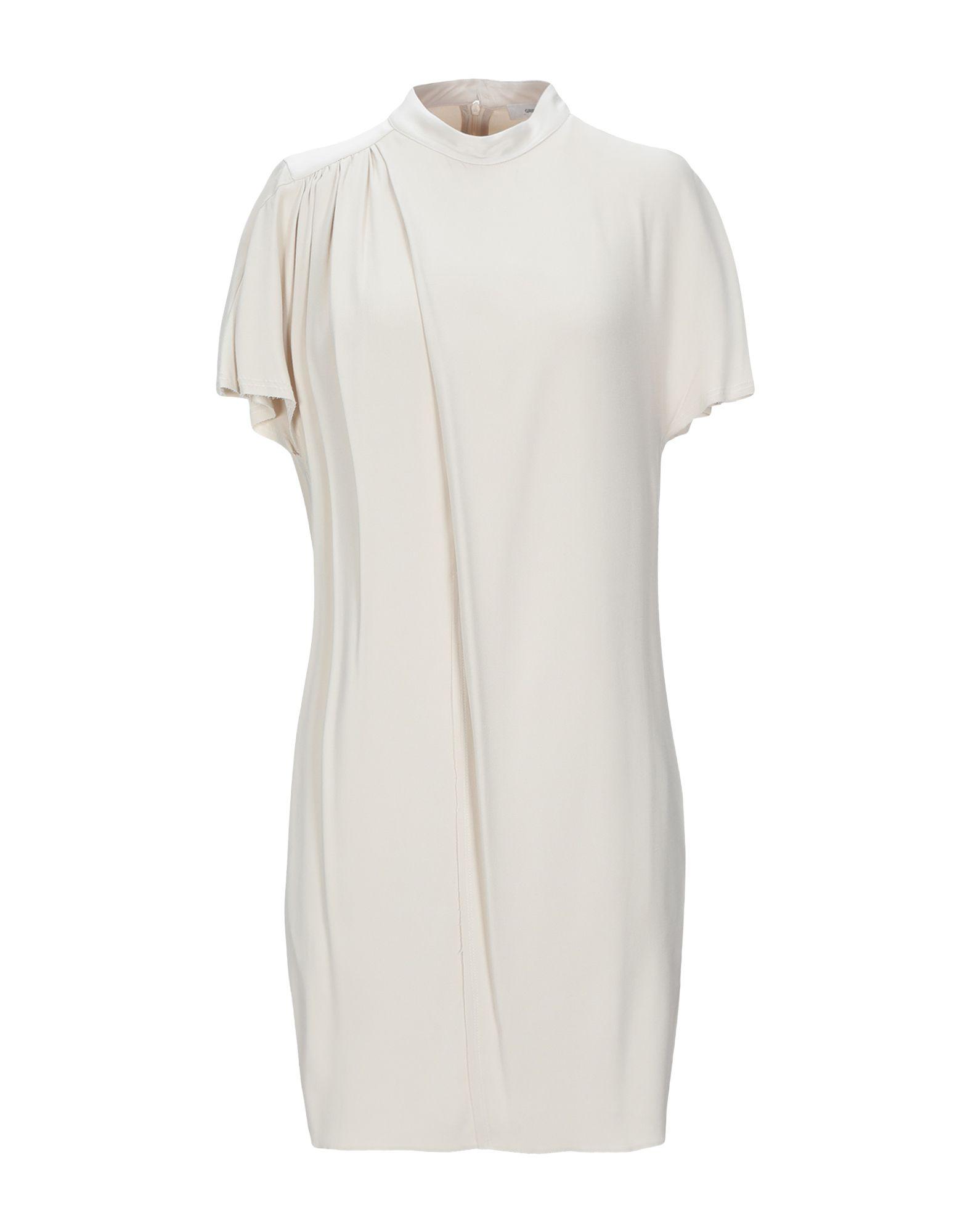 цена MAURO GRIFONI Короткое платье онлайн в 2017 году