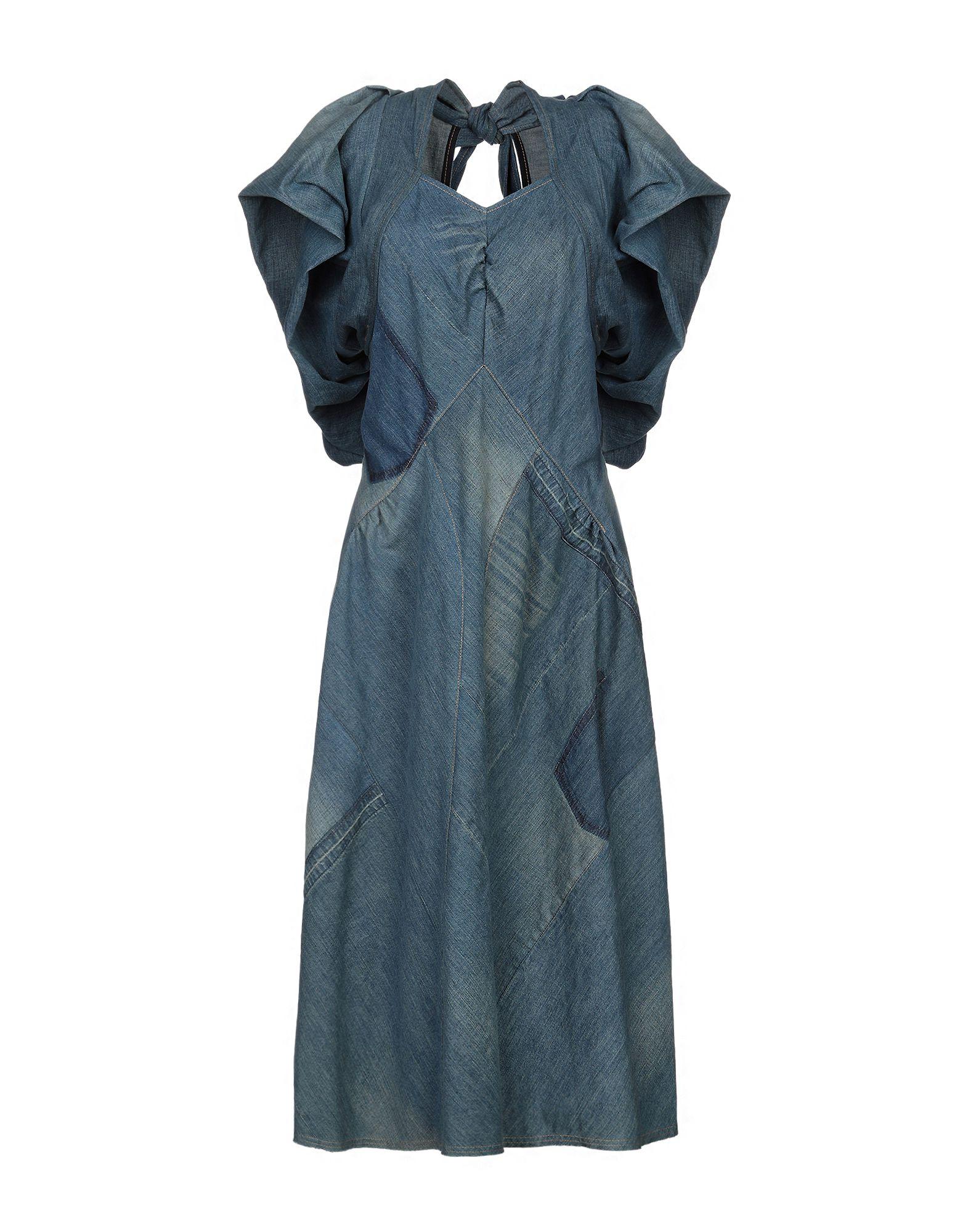 JUNYA WATANABE Платье длиной 3/4 junya watanabe бермуды