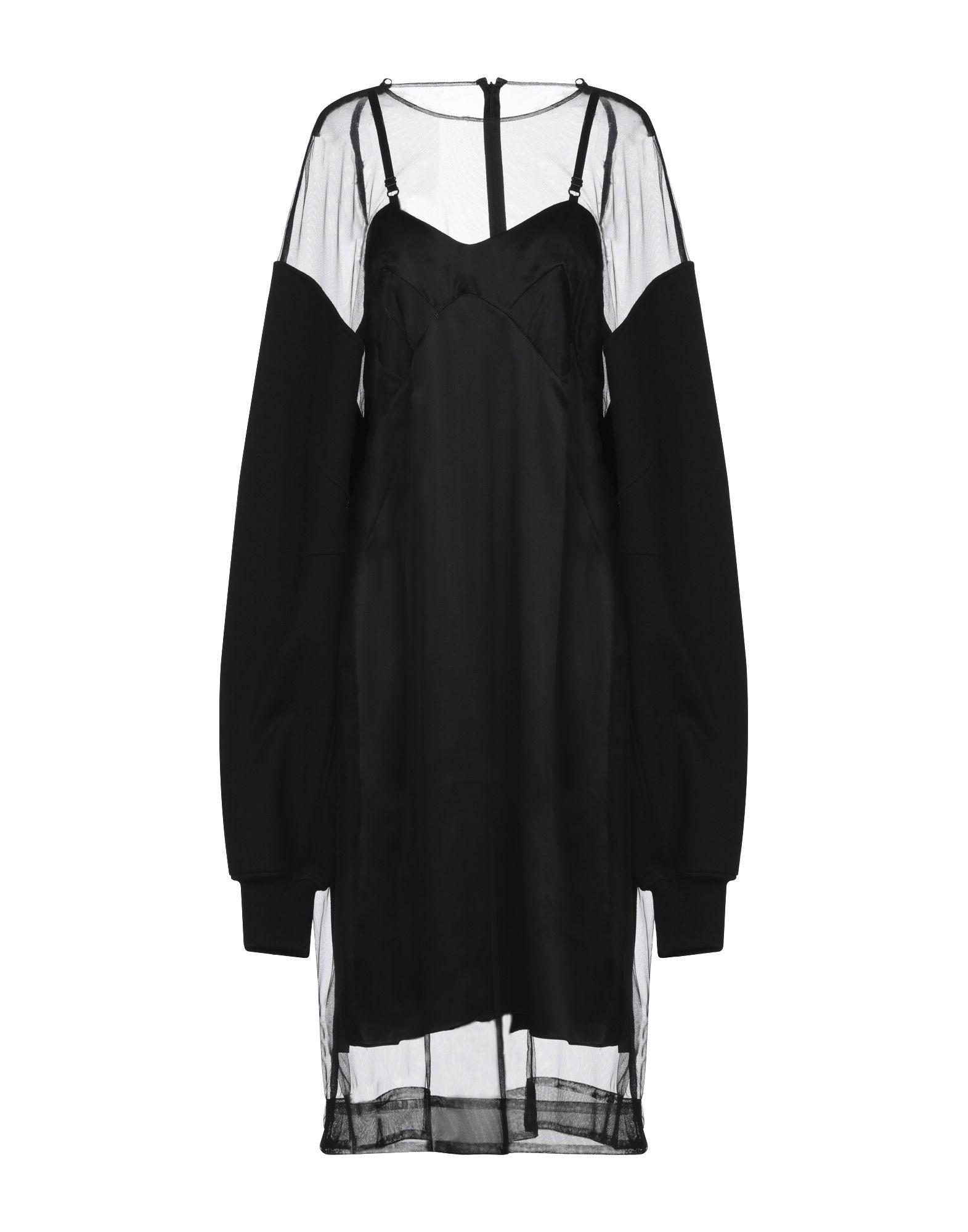 цена VERA WANG Платье до колена онлайн в 2017 году