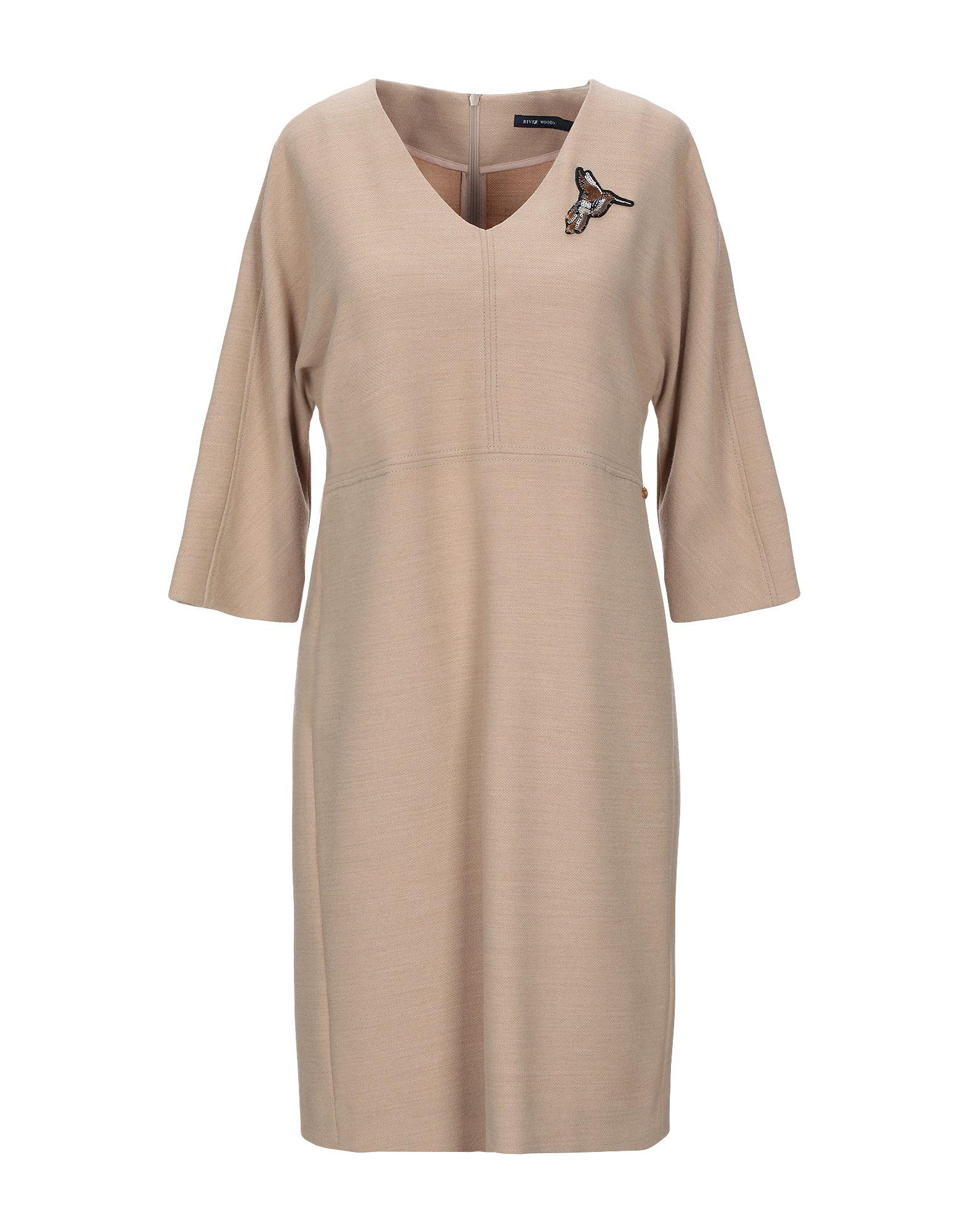 RIVER WOODS Короткое платье недорго, оригинальная цена