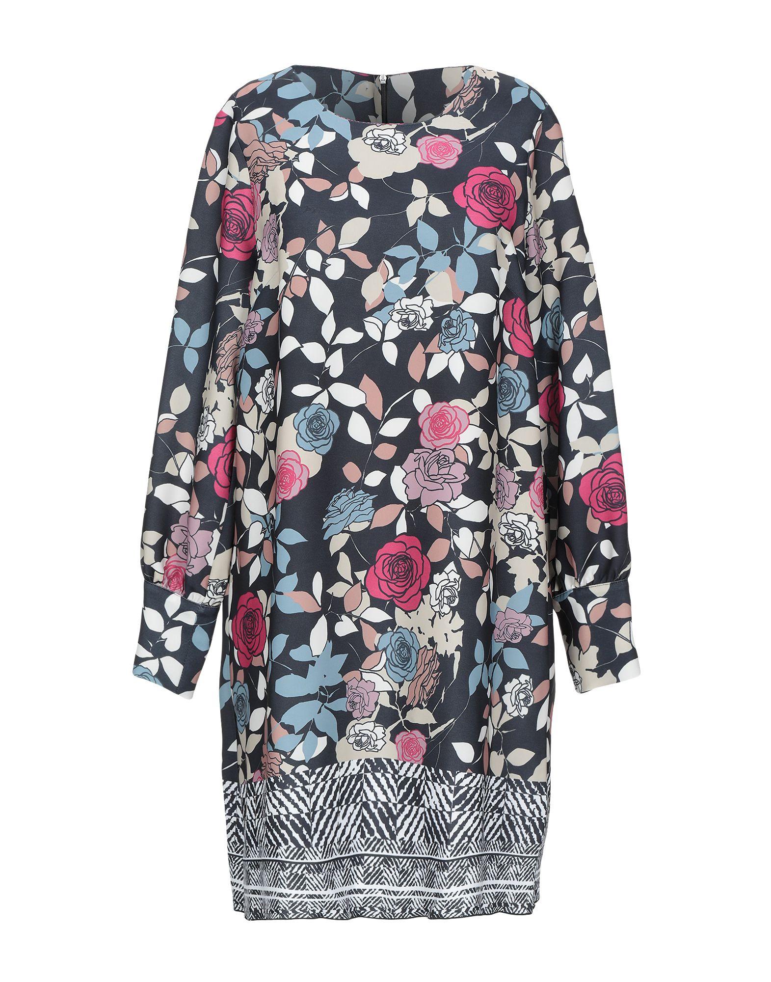 LANACAPRINA Короткое платье