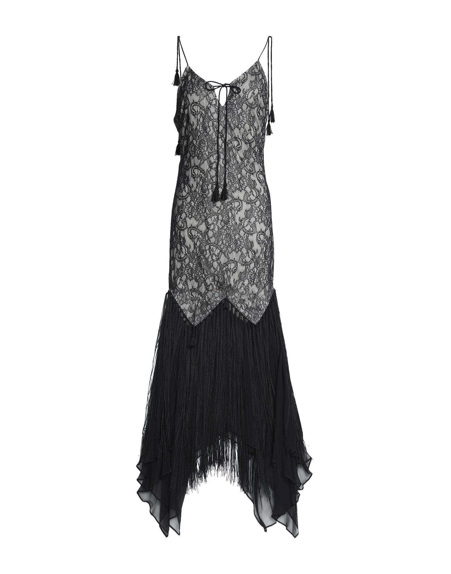 купить HAUTE HIPPIE Платье длиной 3/4 по цене 35100 рублей
