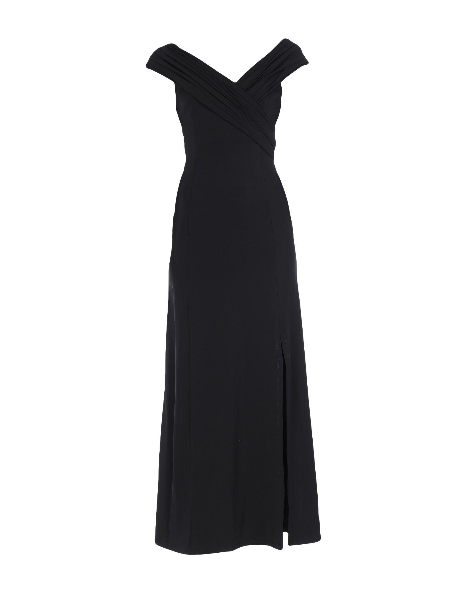MARIA GRAZIA SEVERI Длинное платье полуприлегающее платье без рукавов maria grazia severi
