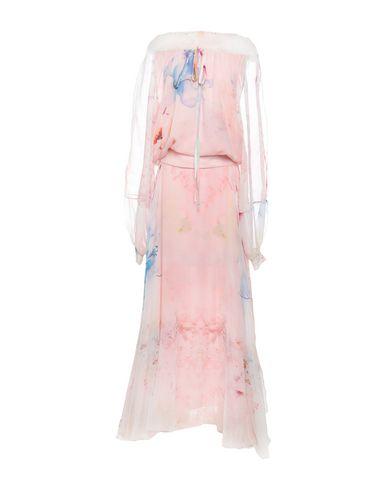 Фото - Женское длинное платье EYWASOULS MALIBU светло-розового цвета