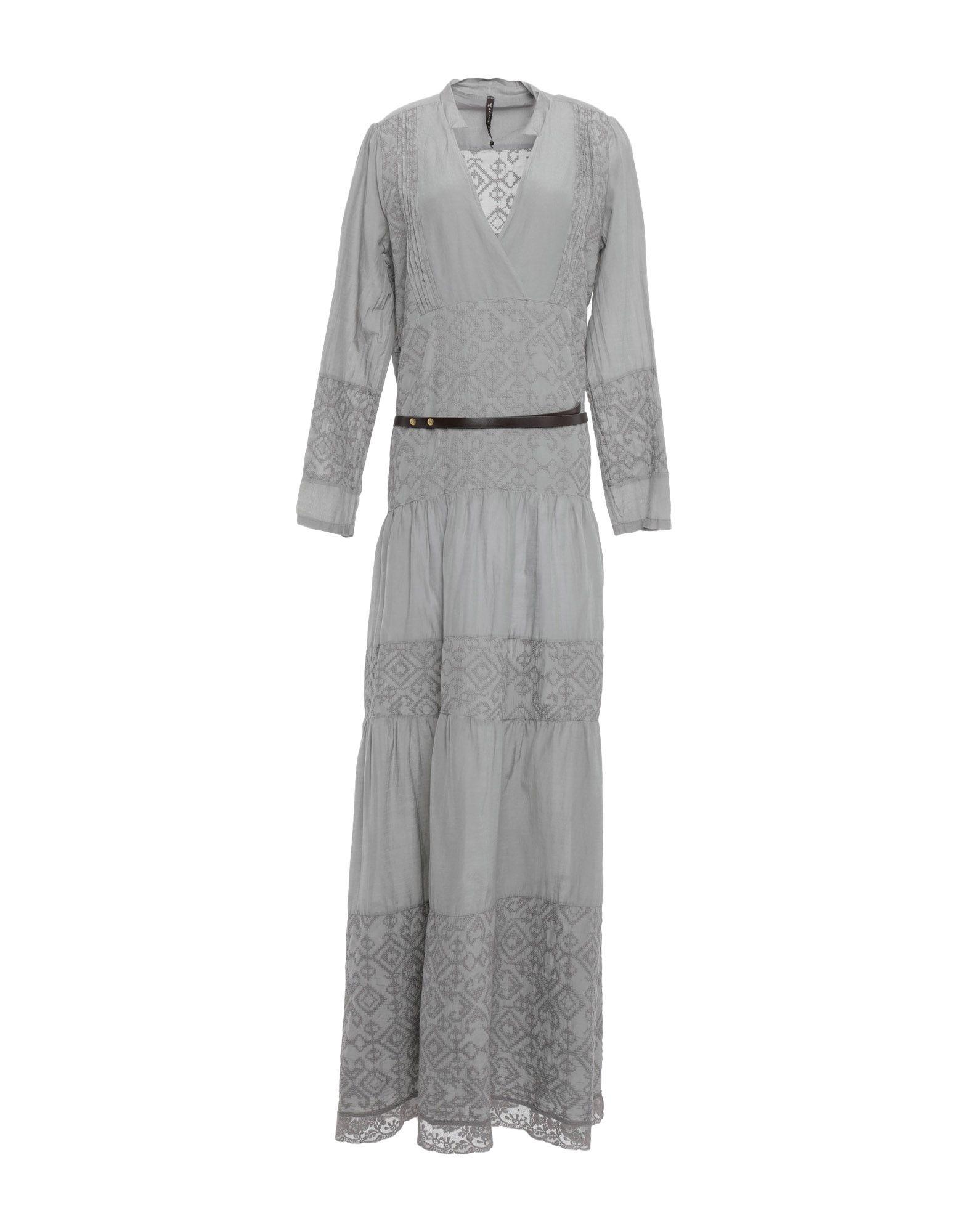 MANILA GRACE Длинное платье manila grace ремень