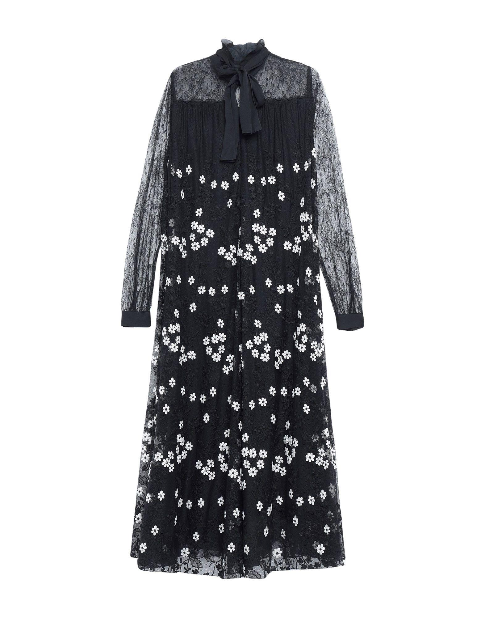 GIAMBATTISTA VALLI Длинное платье цена 2017