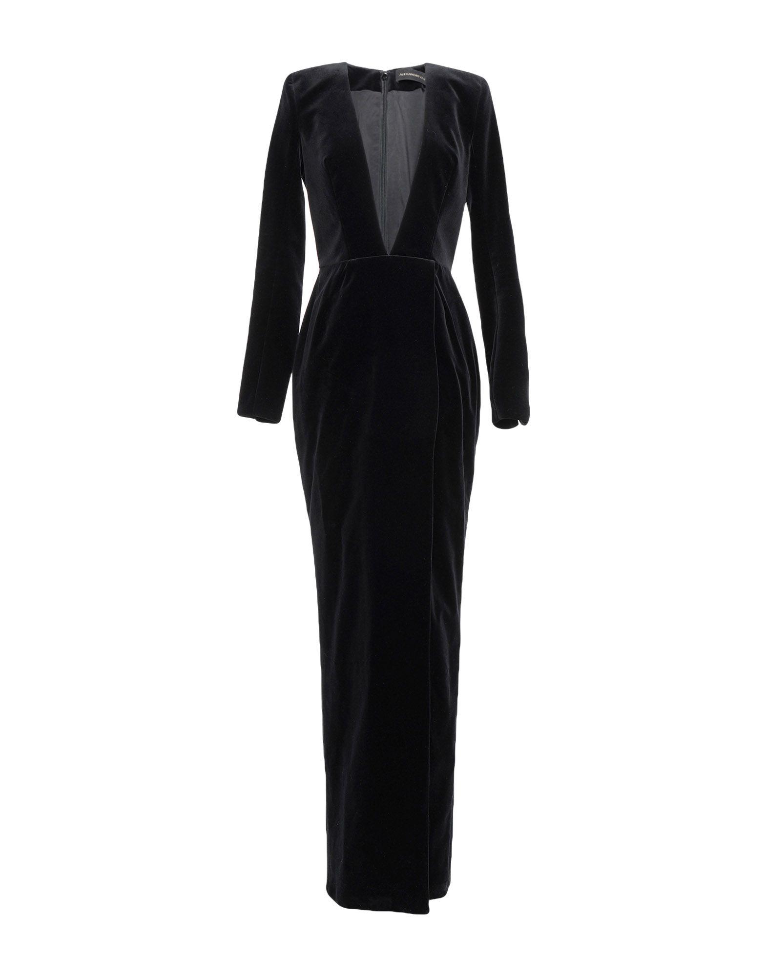 ALEXANDRE VAUTHIER Длинное платье alexandre vauthier длинное платье