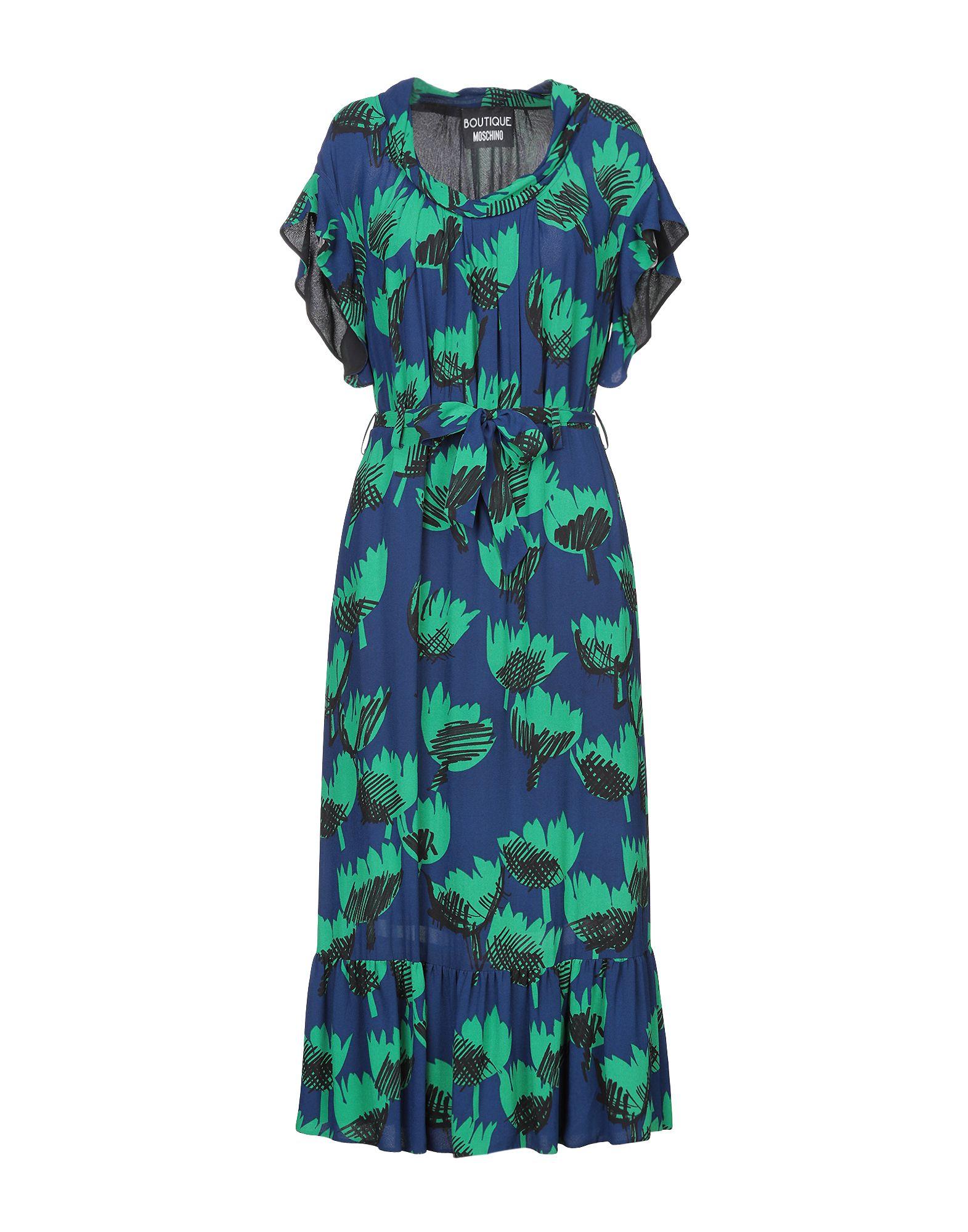 BOUTIQUE MOSCHINO Платье длиной 3/4