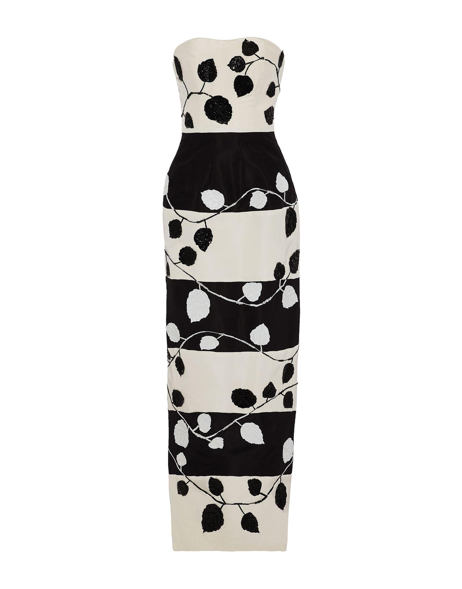 CAROLINA HERRERA Длинное платье платье классического стиля carolina herrerahref page 7