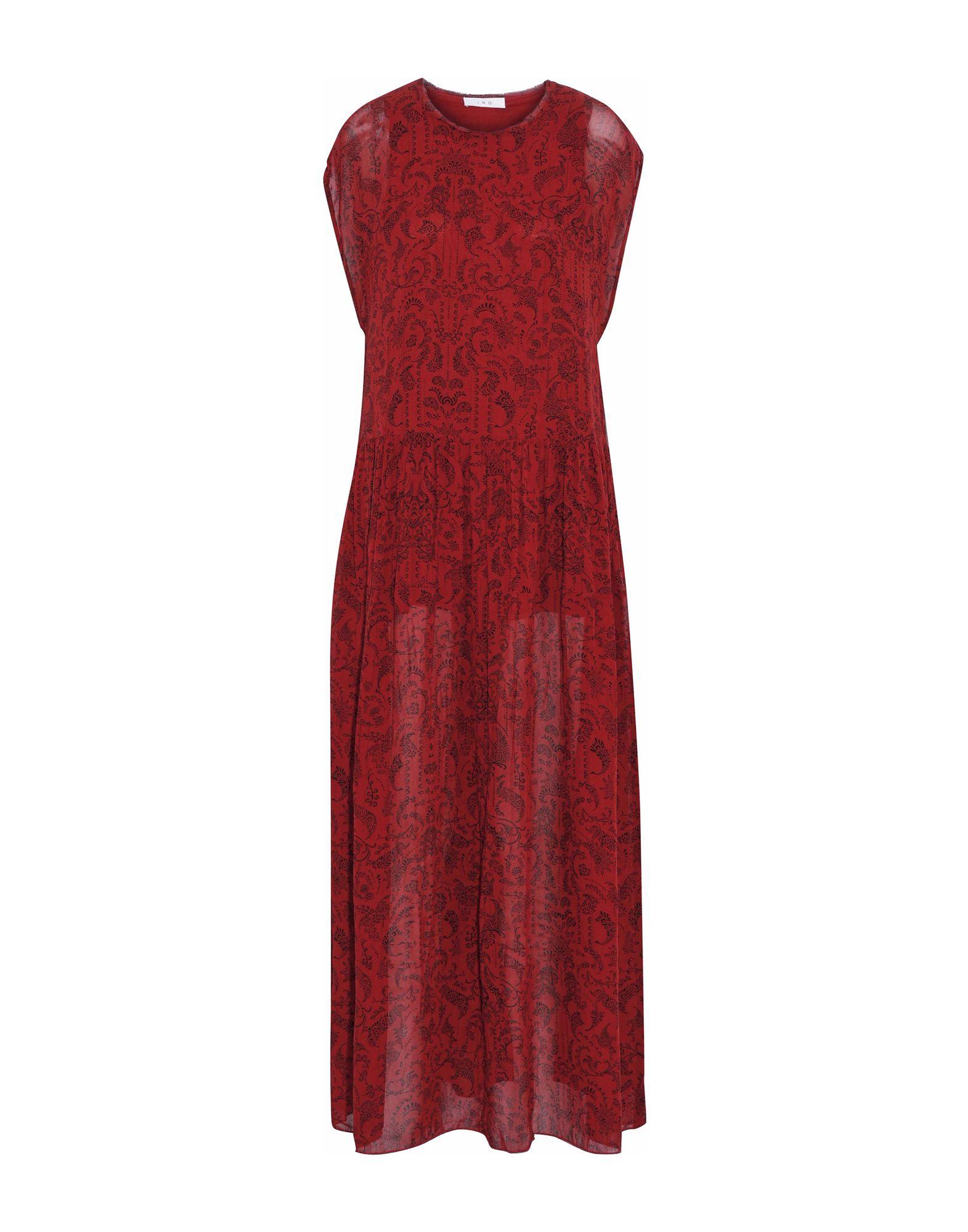 IRO Длинное платье