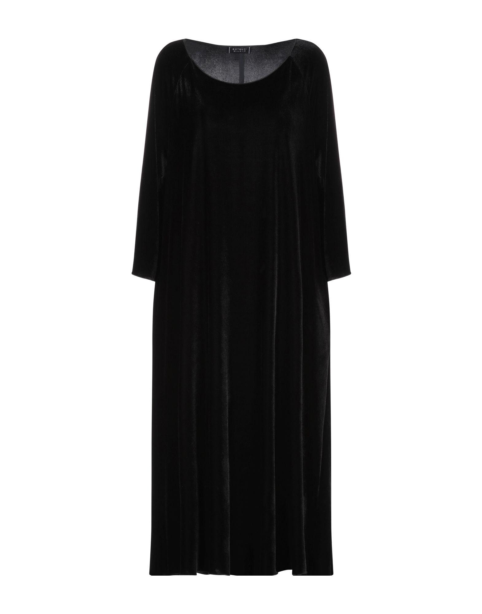 BOTONDI MILANO Платье до колена недорго, оригинальная цена