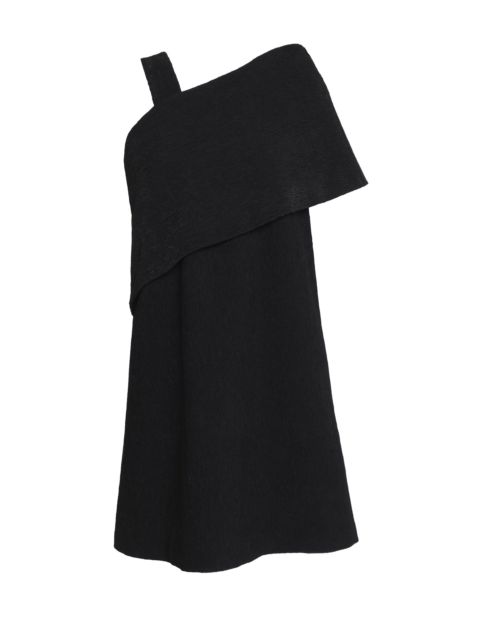 PAPER London Короткое платье платье без рукавов с контрастными вставками paper dolls