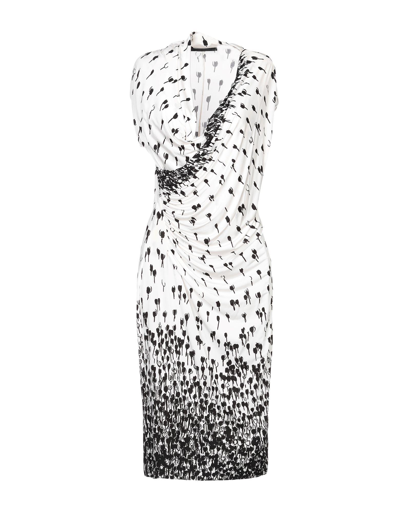 лучшая цена LES COPAINS Платье до колена