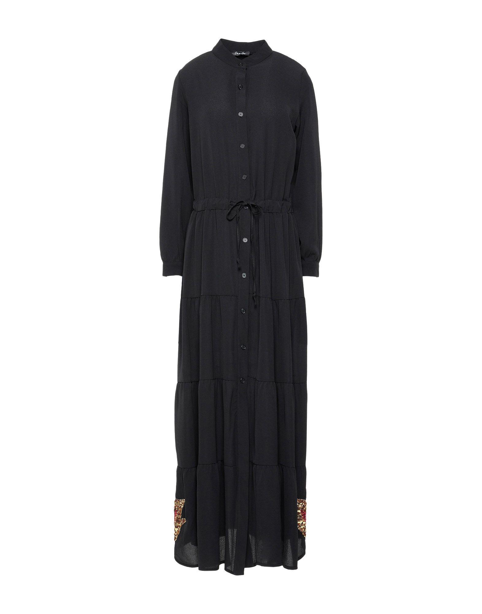 ODI ET AMO Длинное платье цена и фото