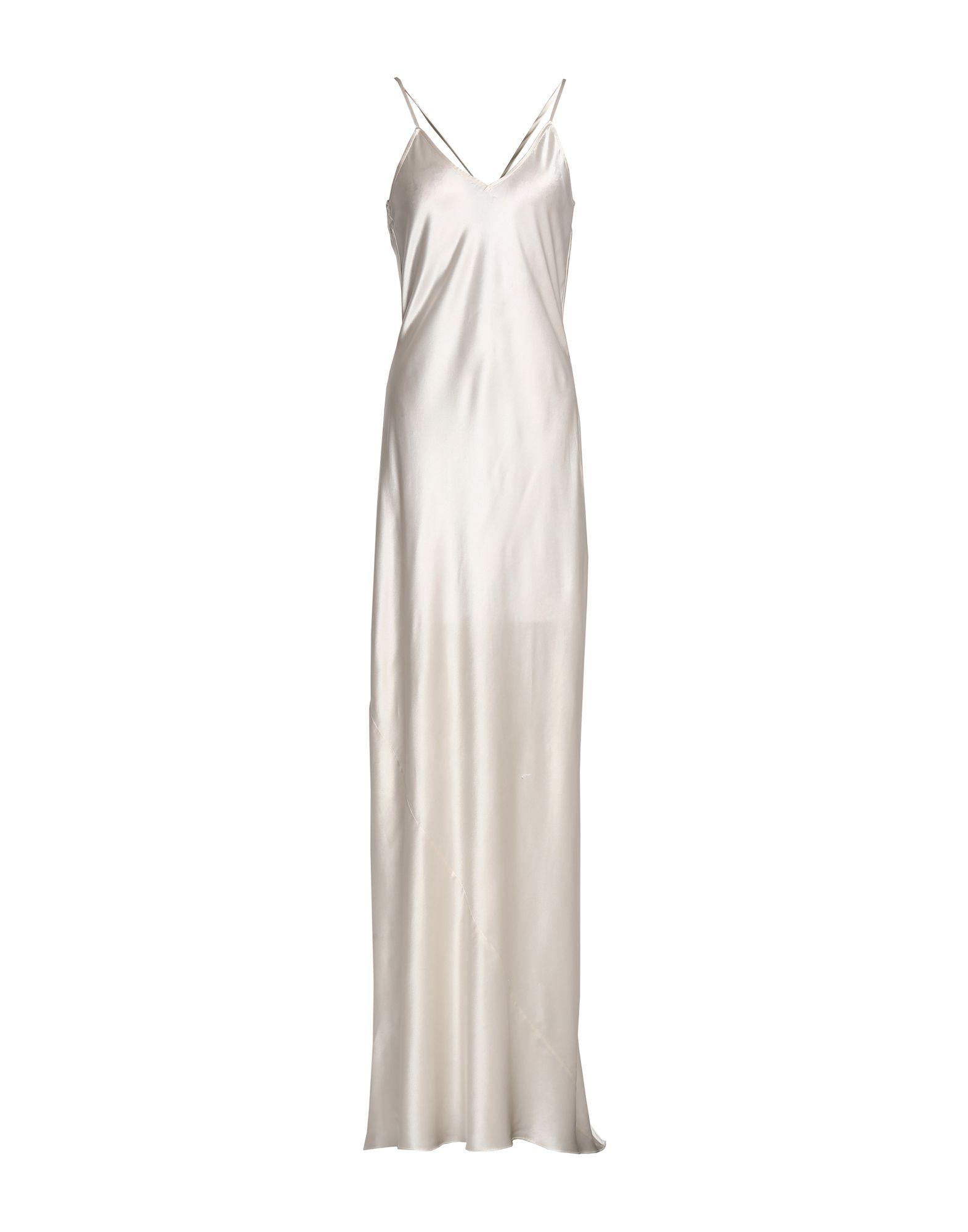 Фото - OLIVIA VON HALLE Длинное платье olivia von halle легкое пальто