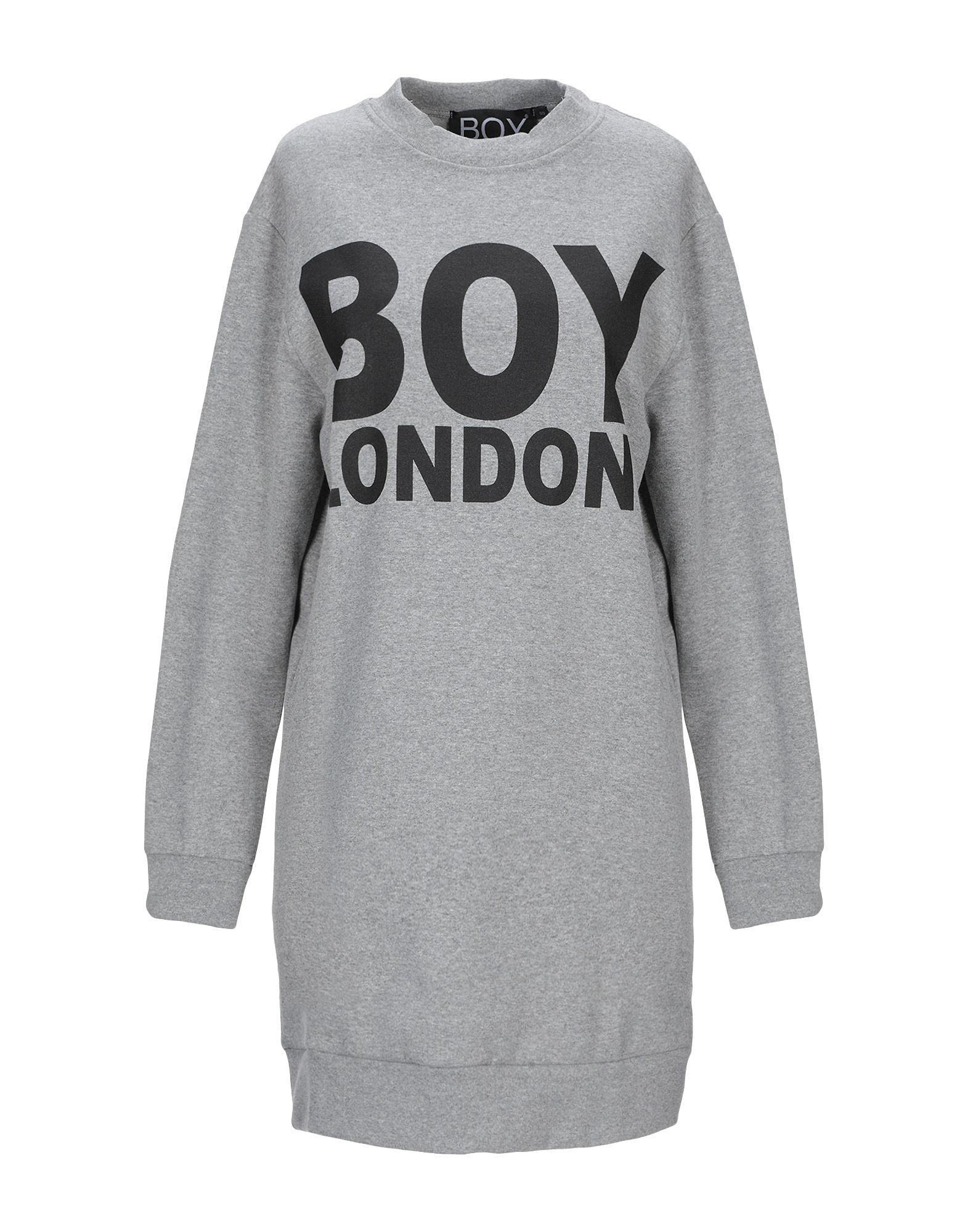 купить BOY LONDON Короткое платье по цене 4340 рублей
