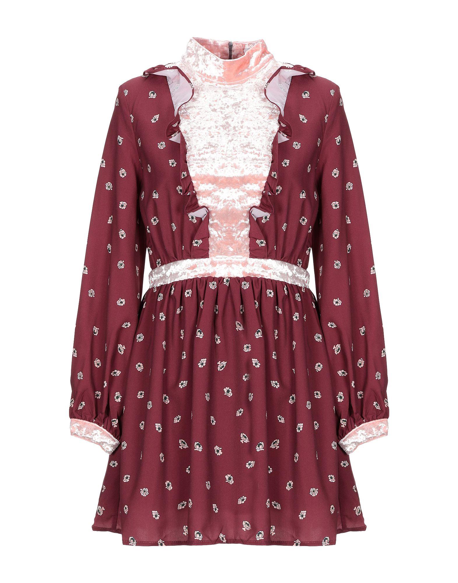 GLAMOROUS Короткое платье