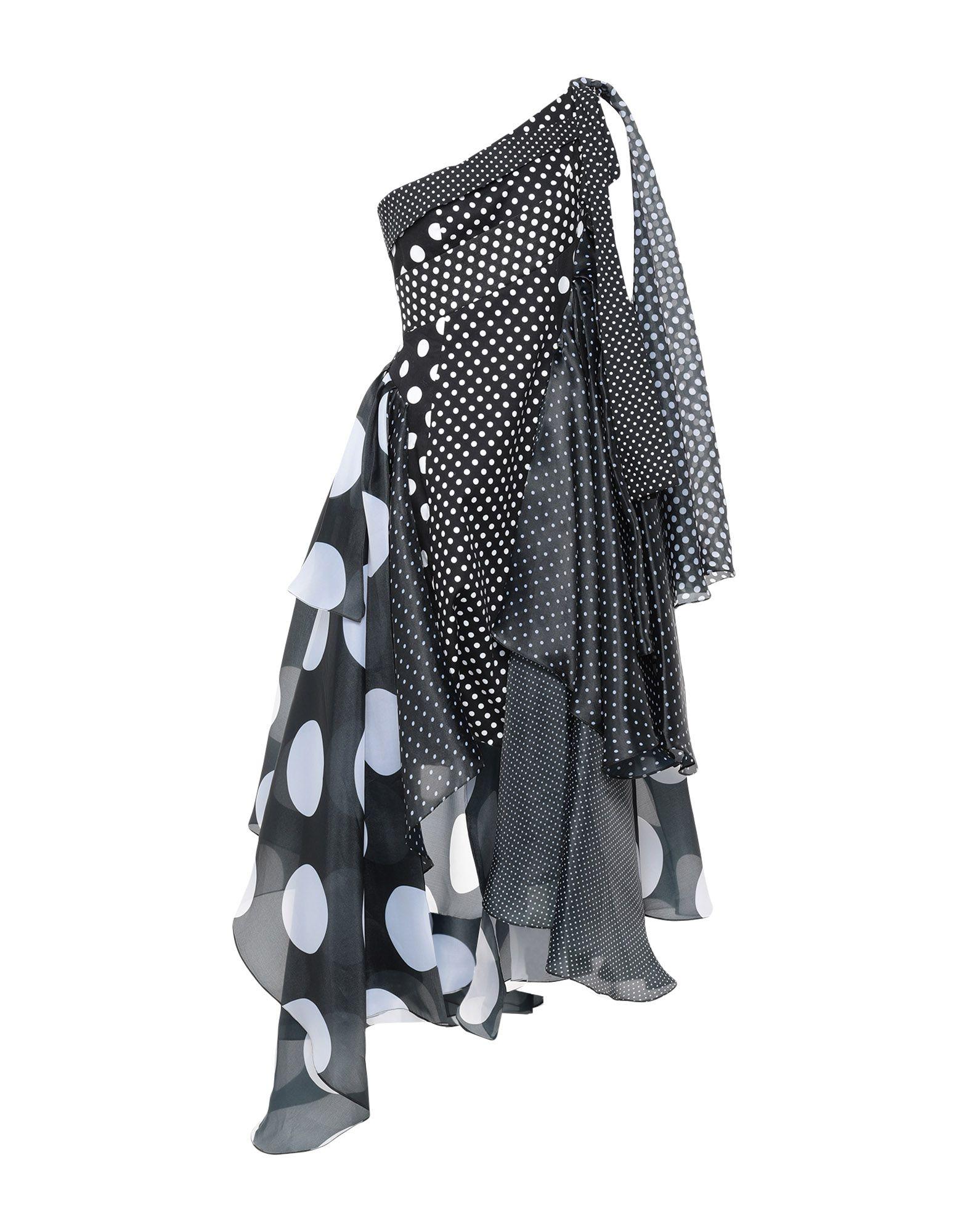 RICHARD QUINN Короткое платье цена 2017