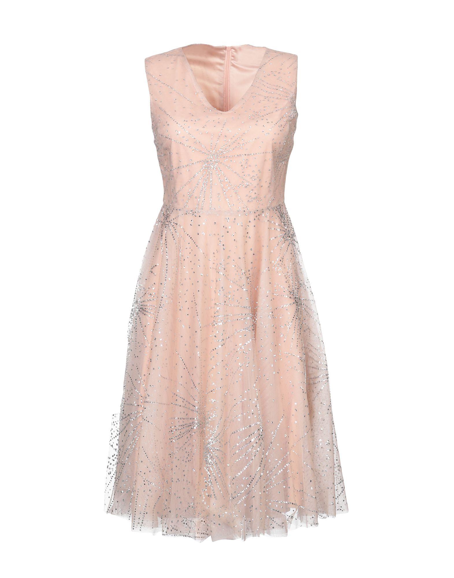NO SECRETS Платье до колена