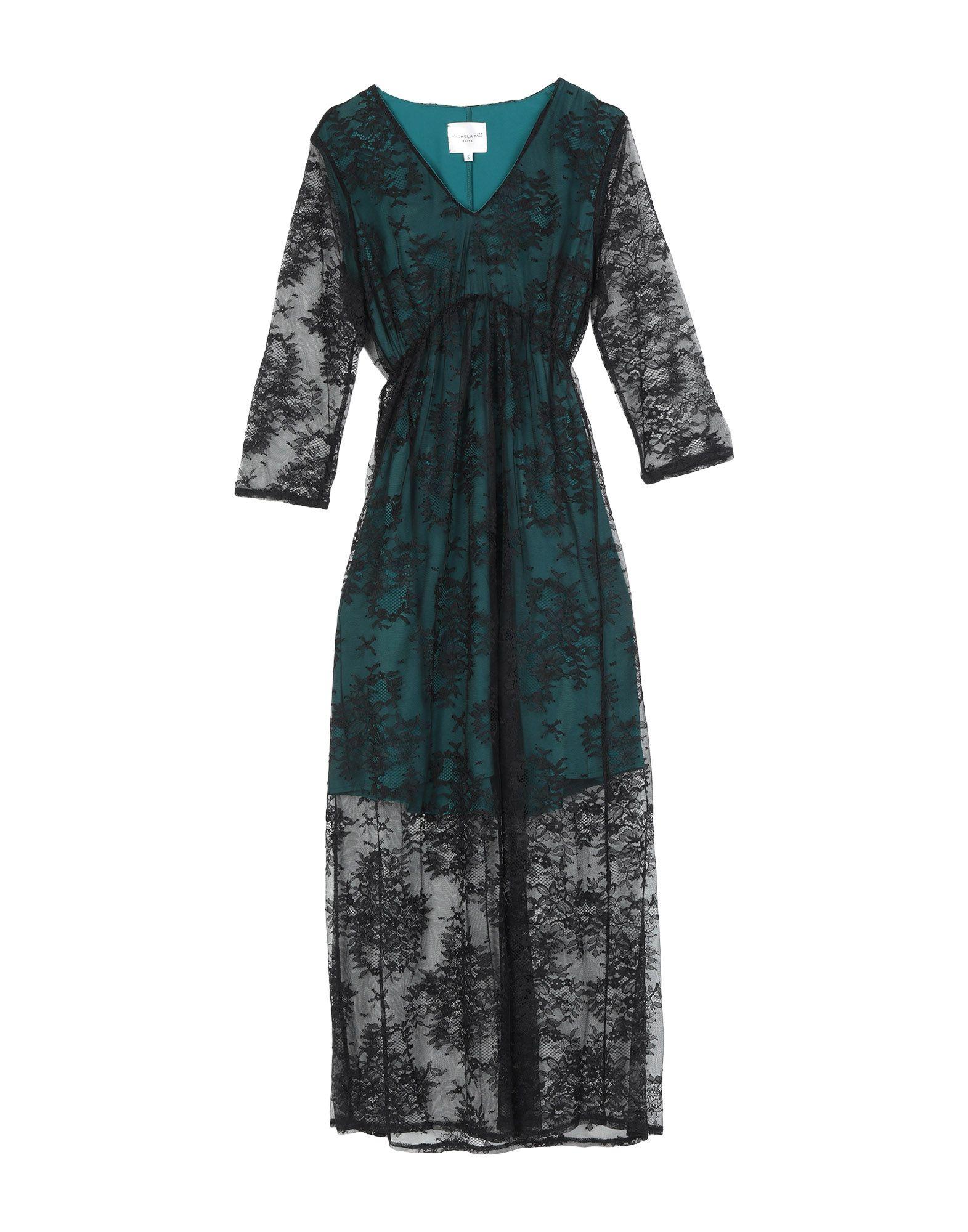 MICHELA MII Длинное платье