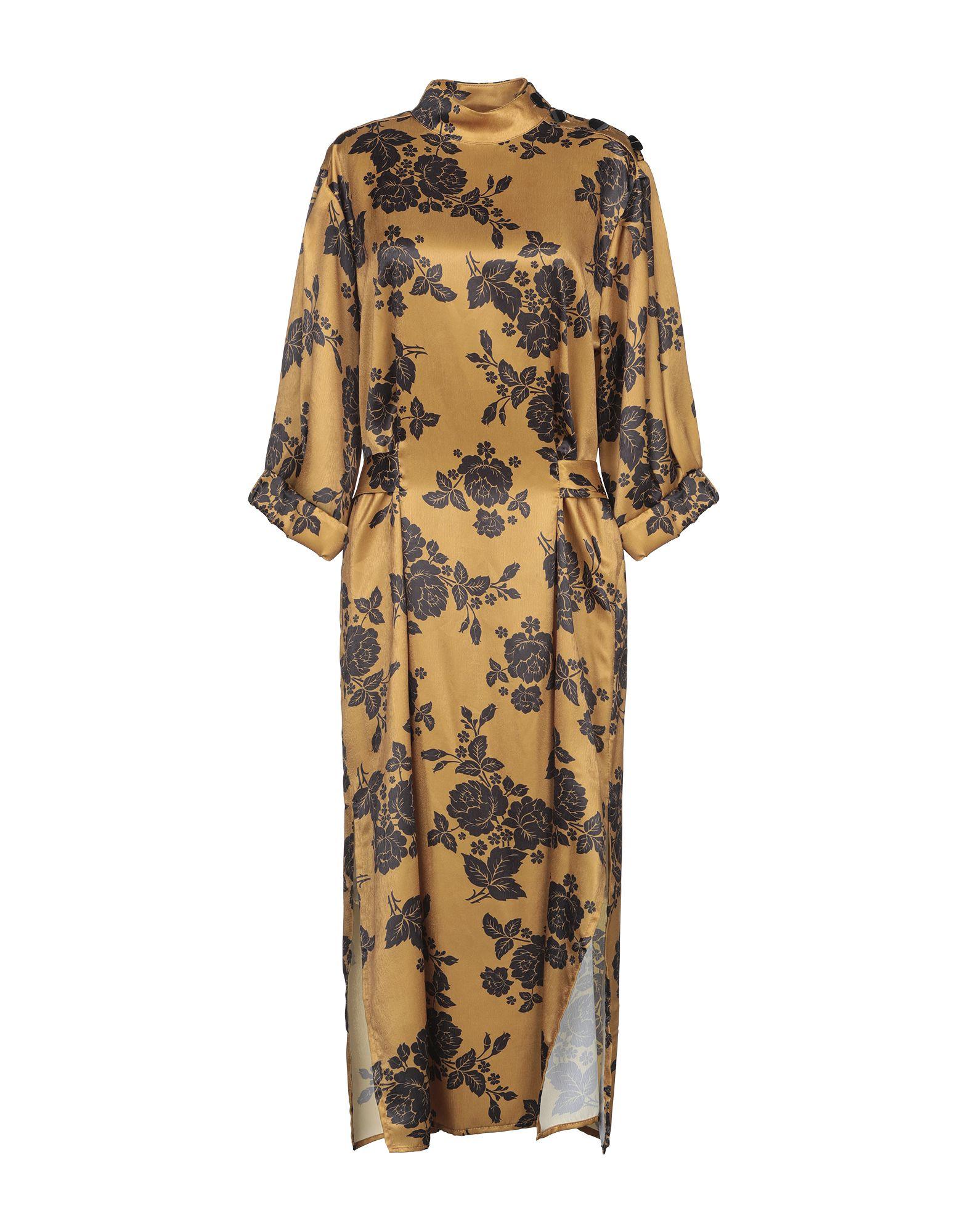 Фото - MICHELA MII Платье длиной 3/4 mii шарф