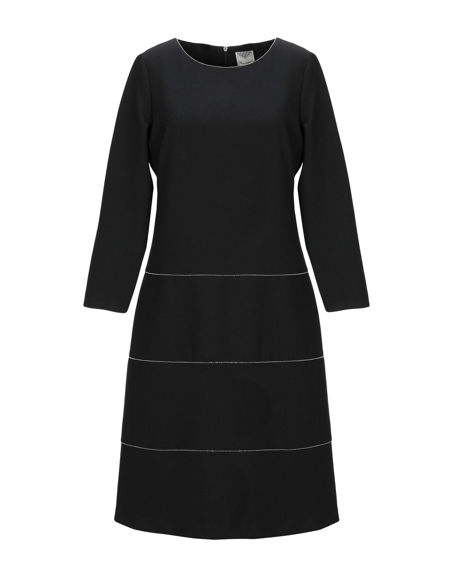 CAMICETTASNOB Короткое платье