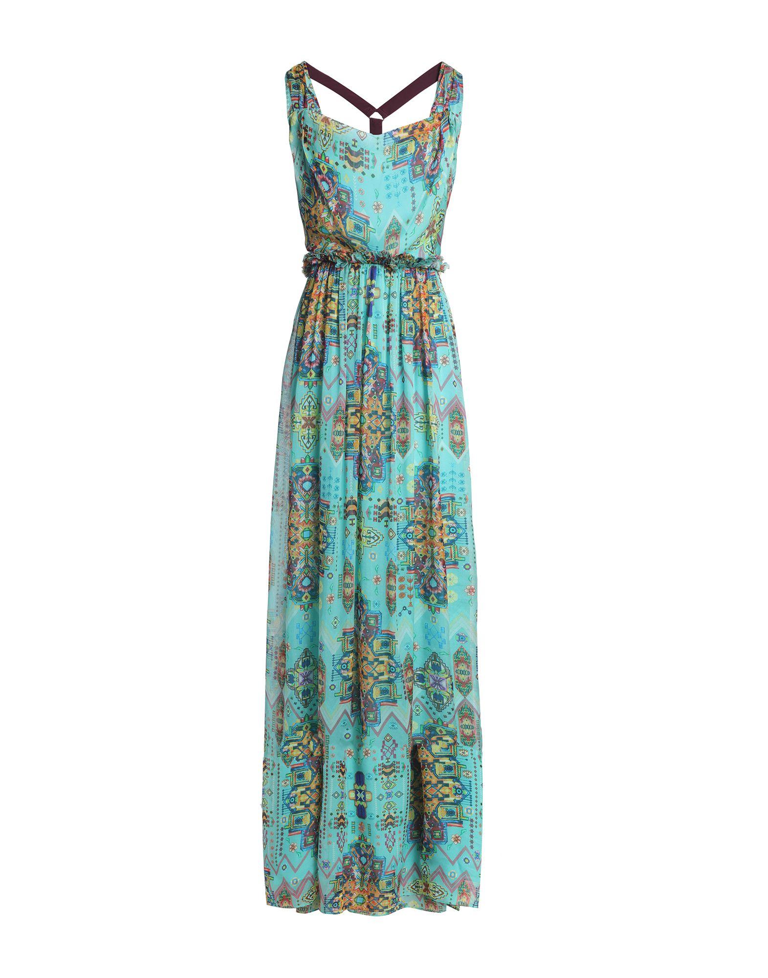 купить MATTHEW WILLIAMSON Длинное платье по цене 44700 рублей
