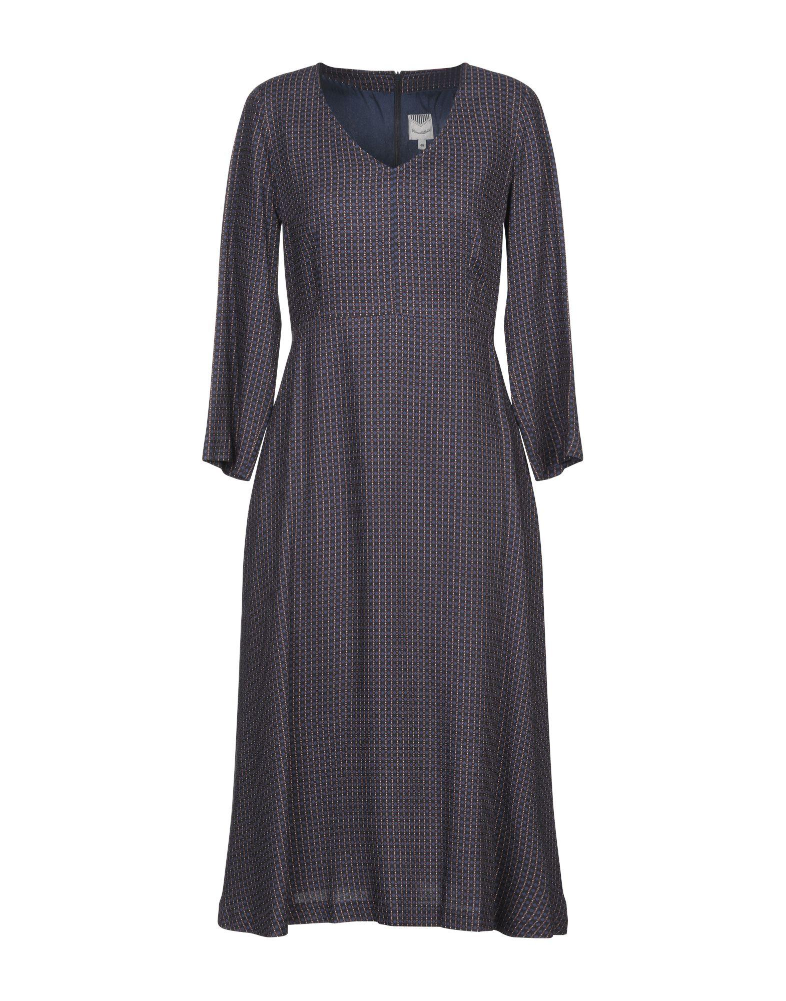CAMICETTASNOB Платье длиной 3/4 camicettasnob юбка длиной 3 4