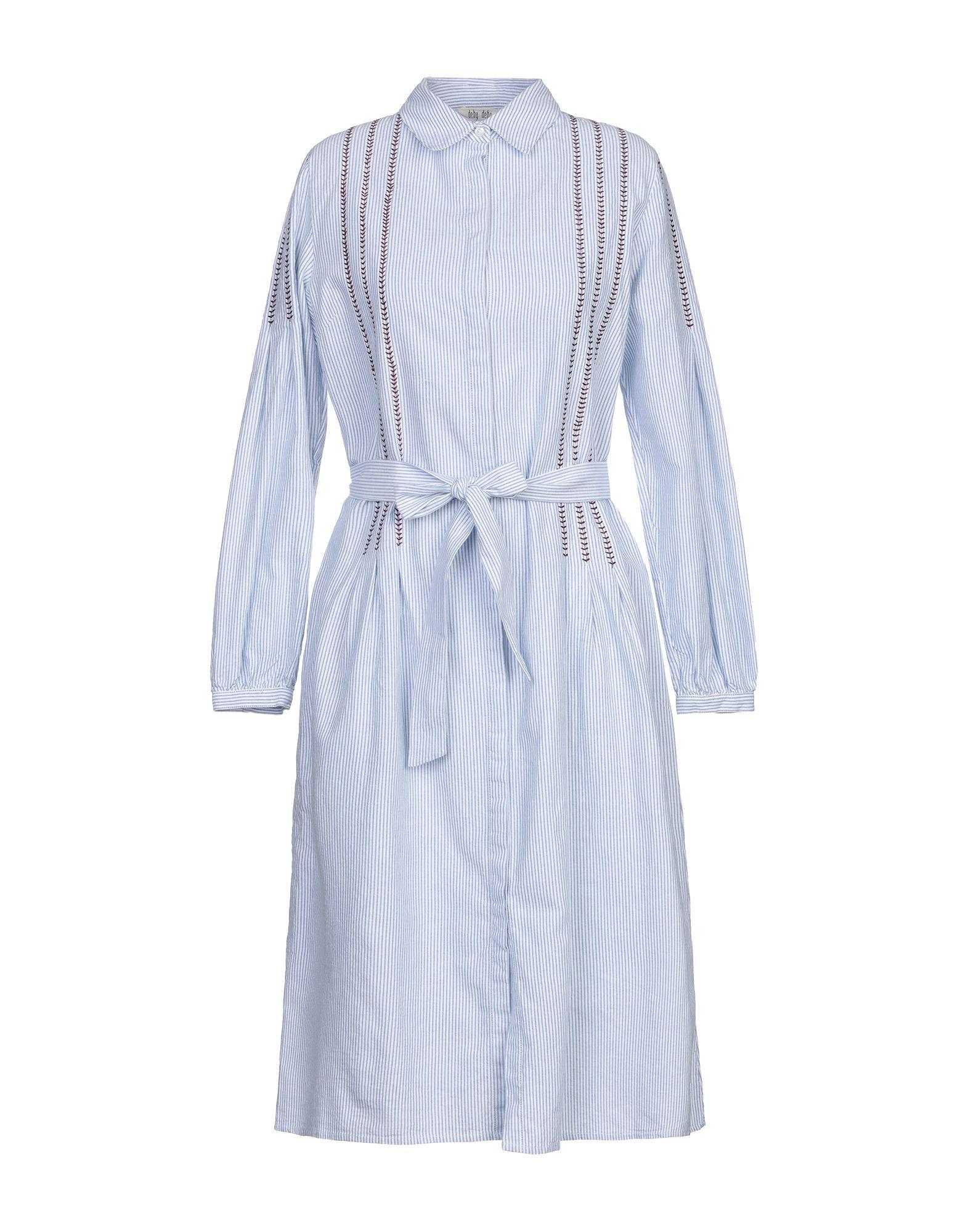 цены на DEBY DEBO Платье до колена  в интернет-магазинах