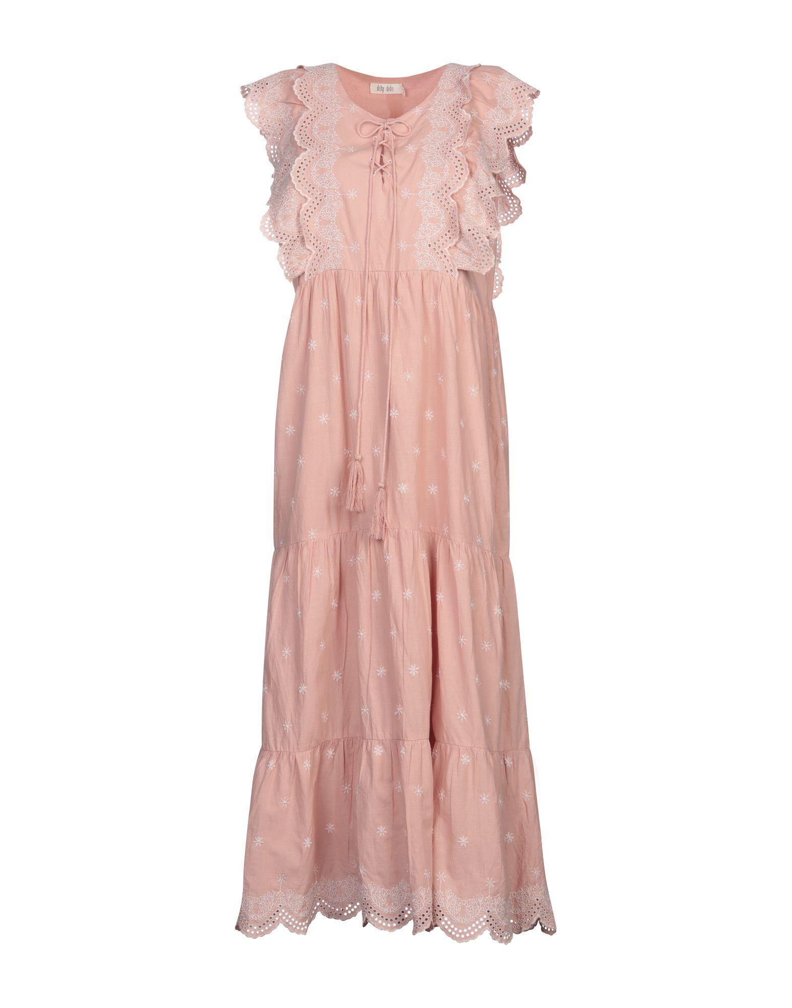 DEBY DEBO Длинное платье