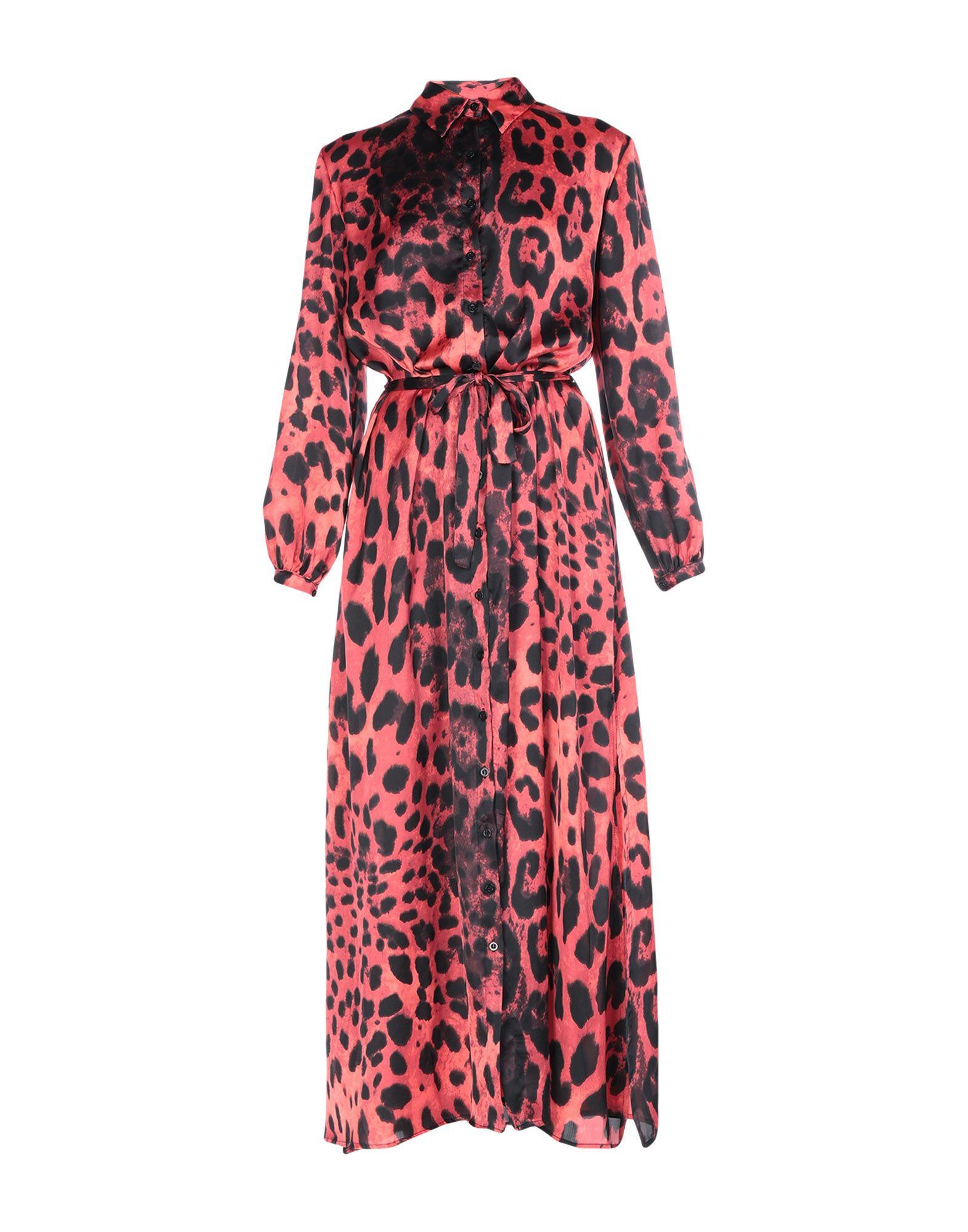 ANGELA MELE MILANO Длинное платье недорго, оригинальная цена