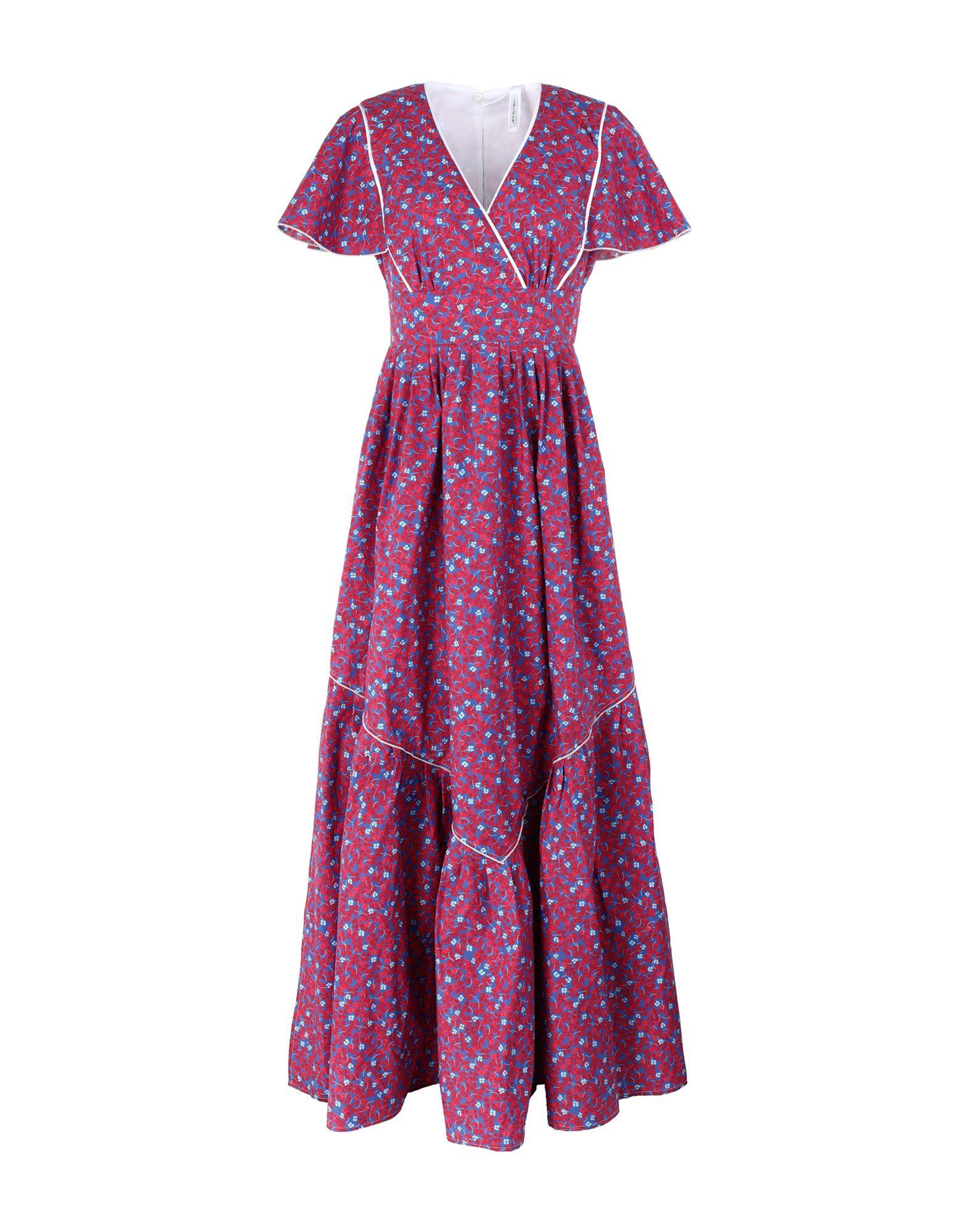 LAURA STRAMBI Длинное платье стоимость