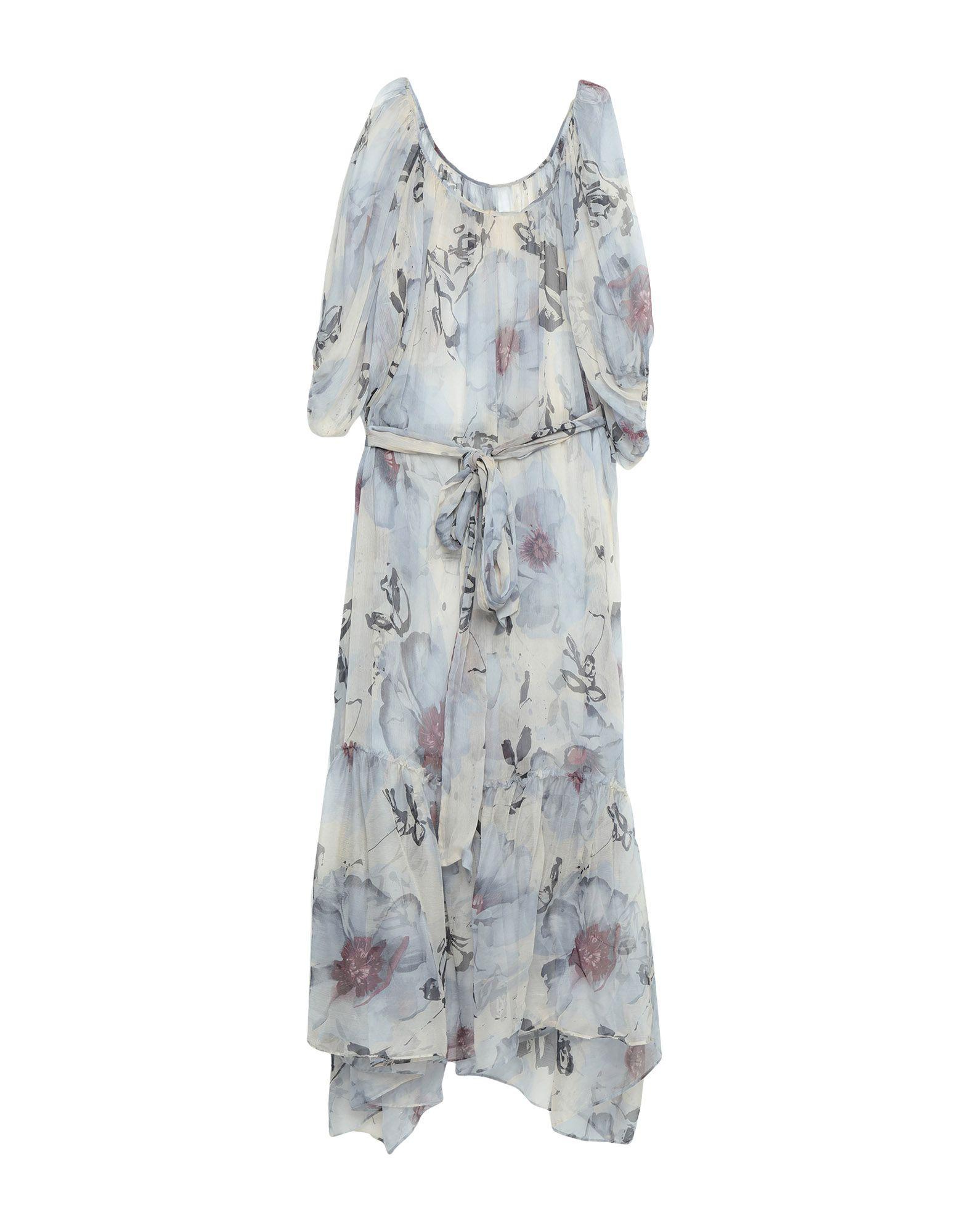 ROYAL CRACK Длинное платье
