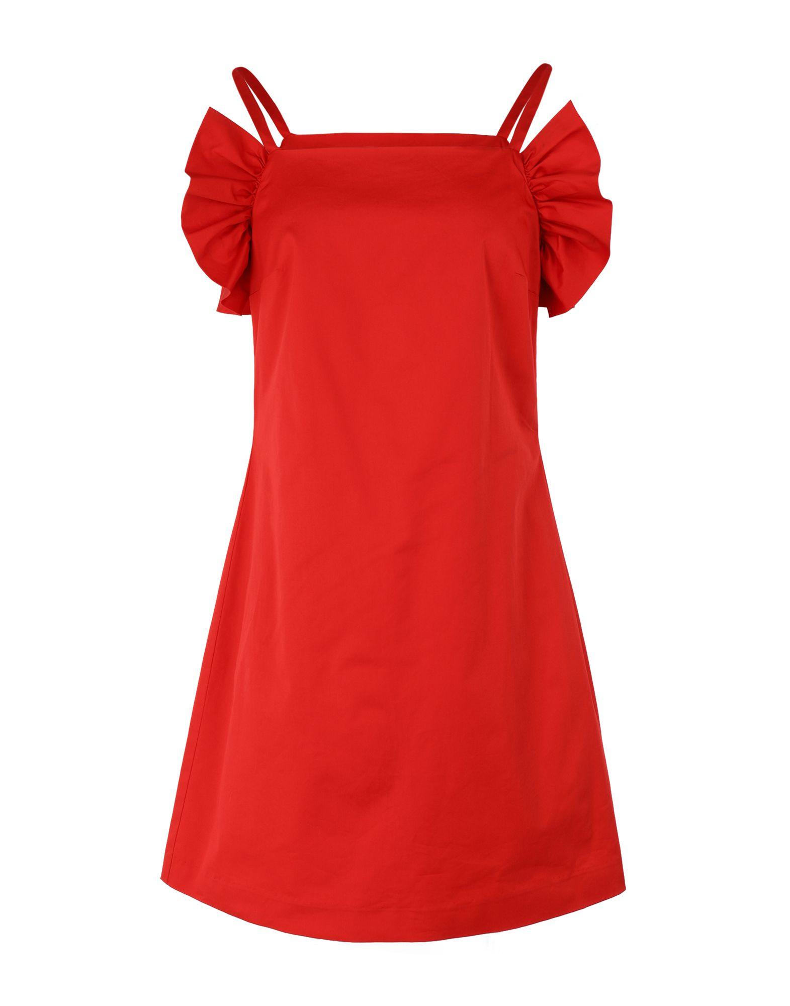 STAUD Короткое платье