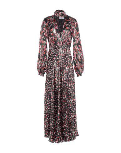 Фото - Женское длинное платье RAQUEL DINIZ красного цвета
