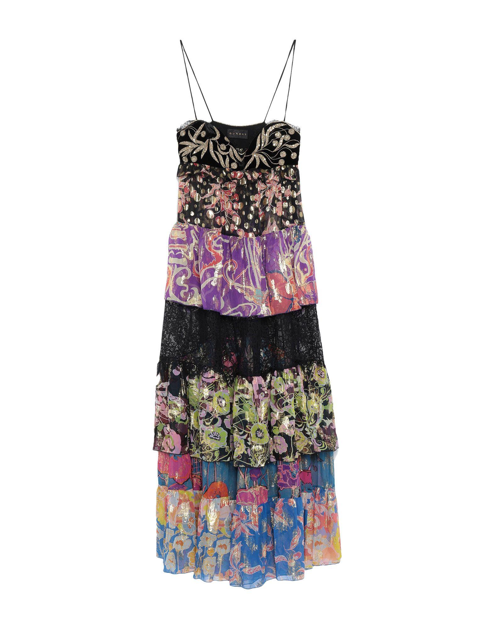 DUNDAS Длинное платье